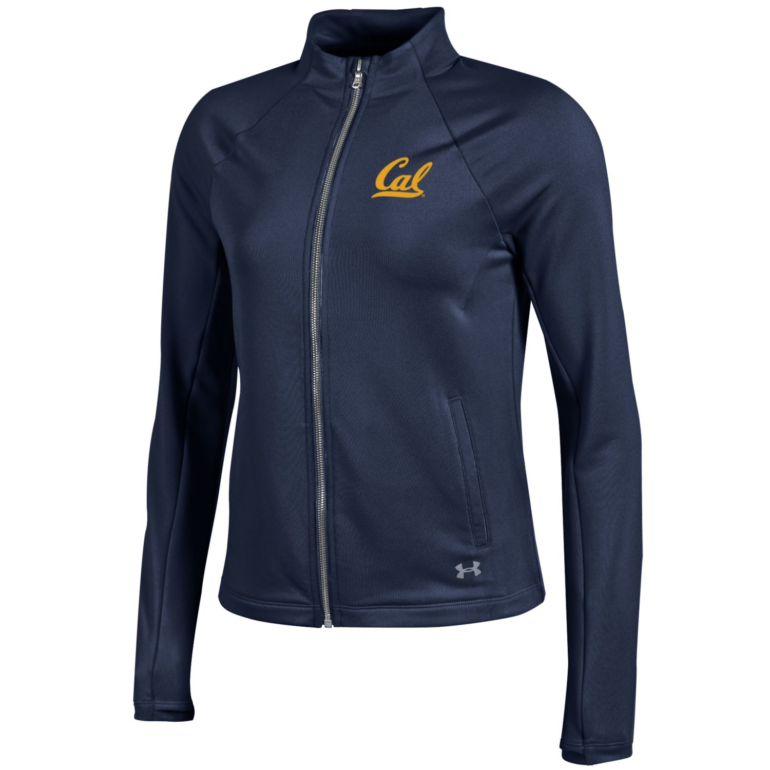 University of California Berkeley Under Armour Women's New Full Zip Cal Logo
