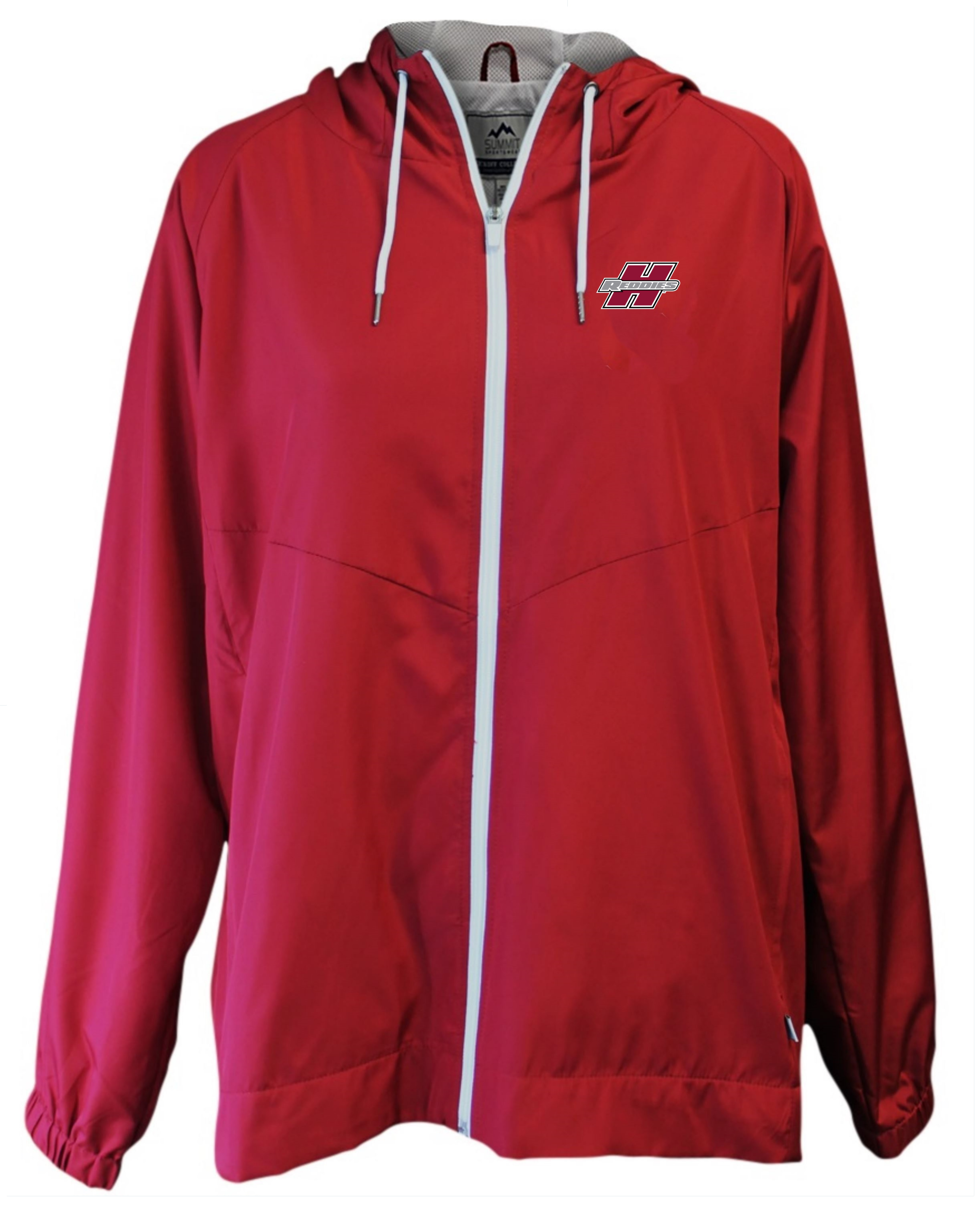 Henderson Reddies Full Zip Hooded Rain Jacket