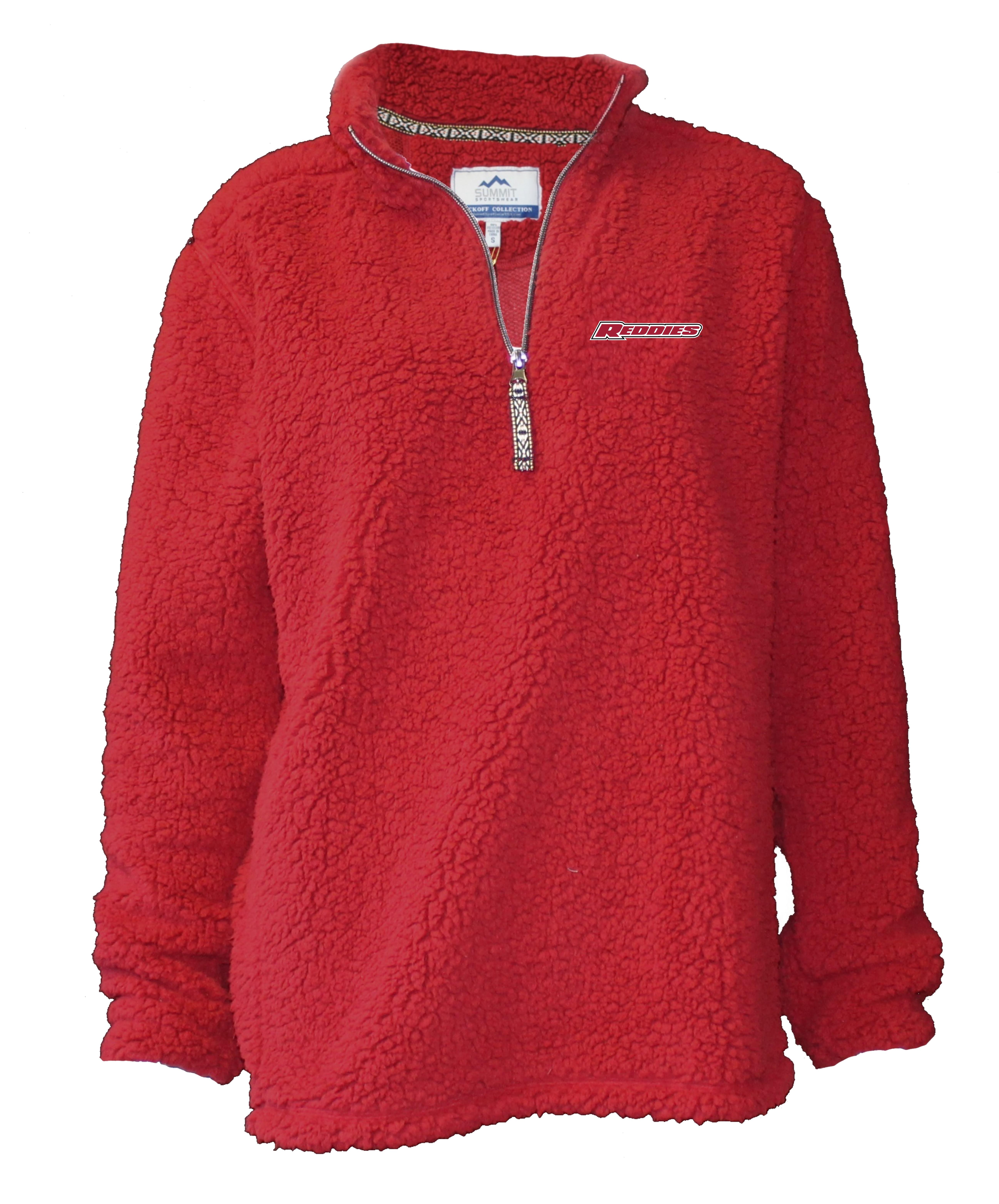 Reddies Sherpa 1/4 Zip