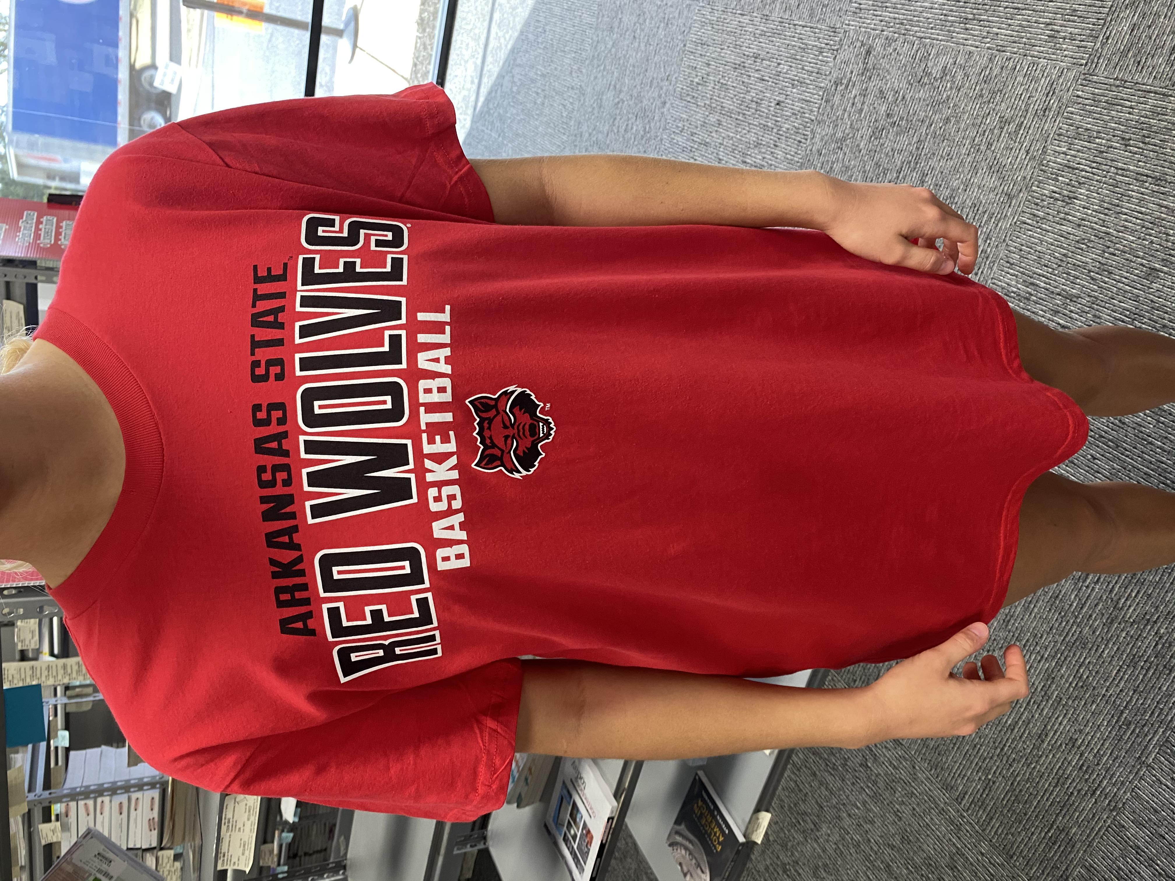 Arkansas State Basketball T Shirt