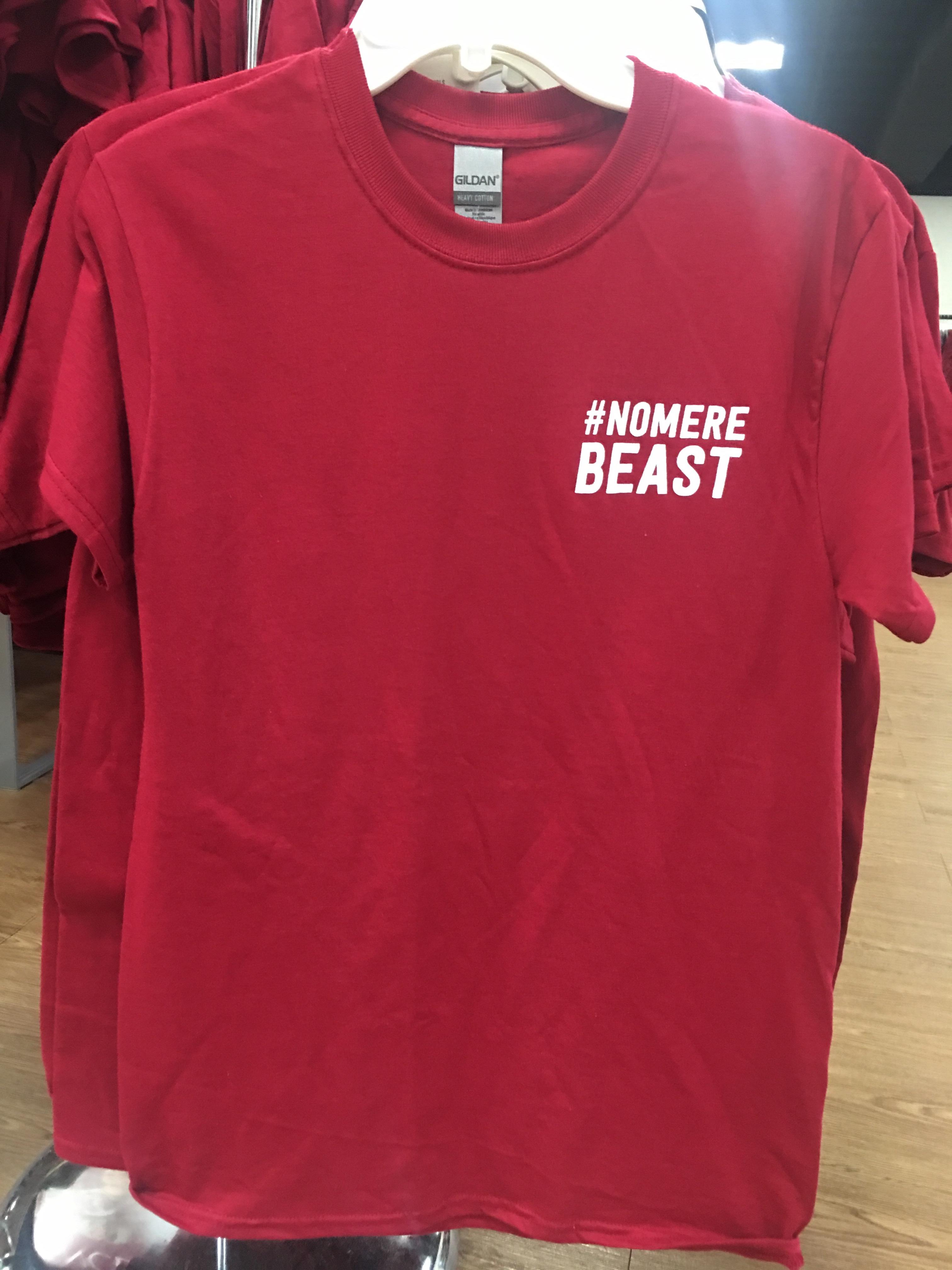 No Mere Beast Short Sleeve T-Shirt