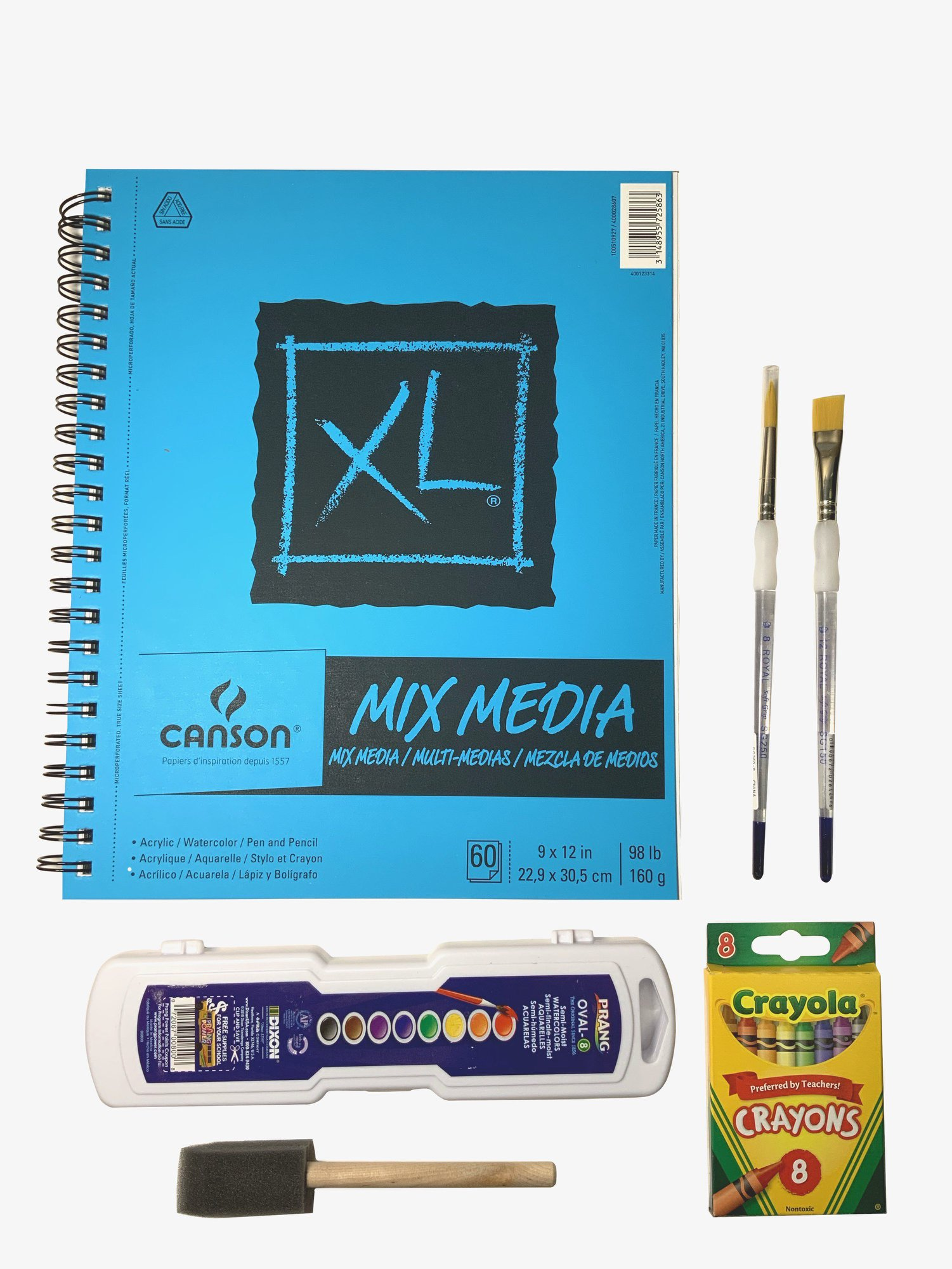 Watercolor Activity Bundle
