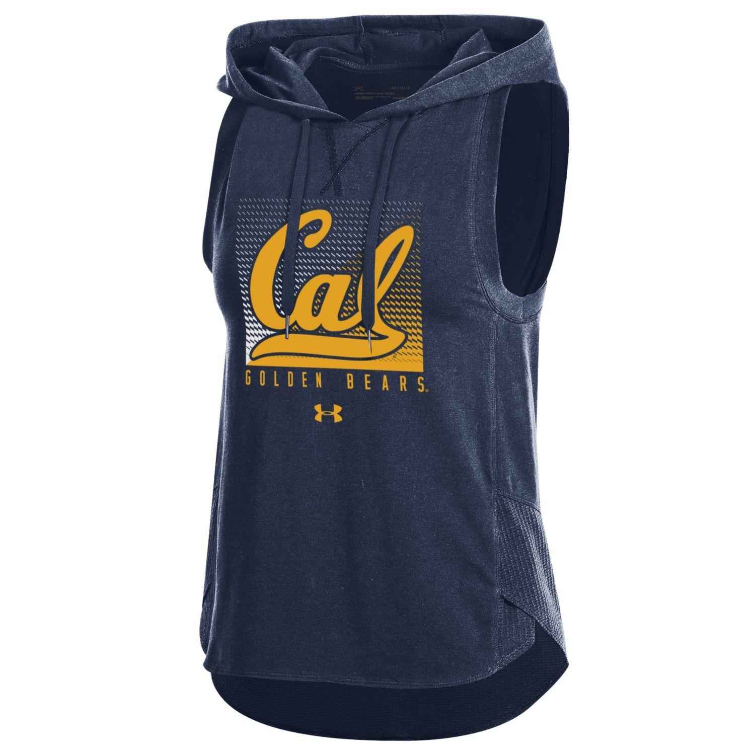 University of California Berkeley Under Armour CC Mesh Vest