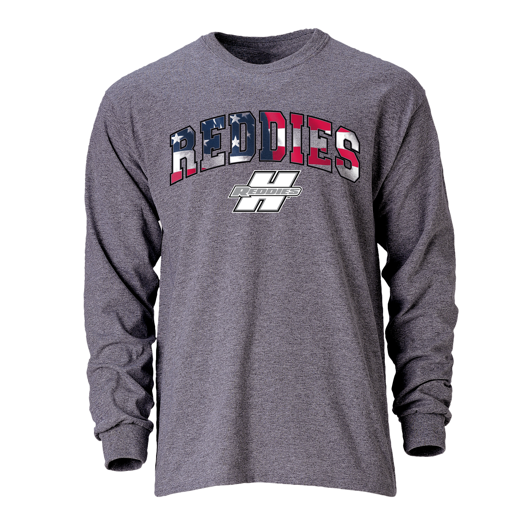 Reddies Arch of America Long Sleeve T-Shirt
