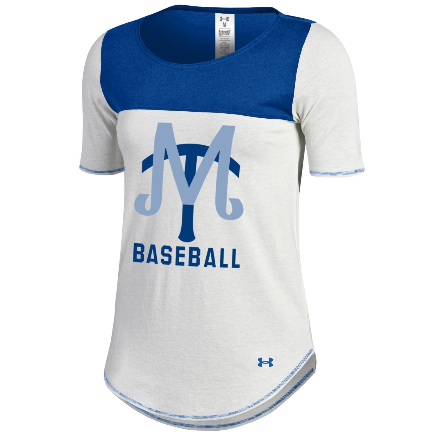 MT Baseball Women's Colorblock Shirzee