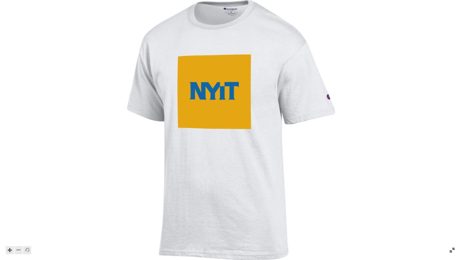 NYiT Short Sleeve T-Shirt