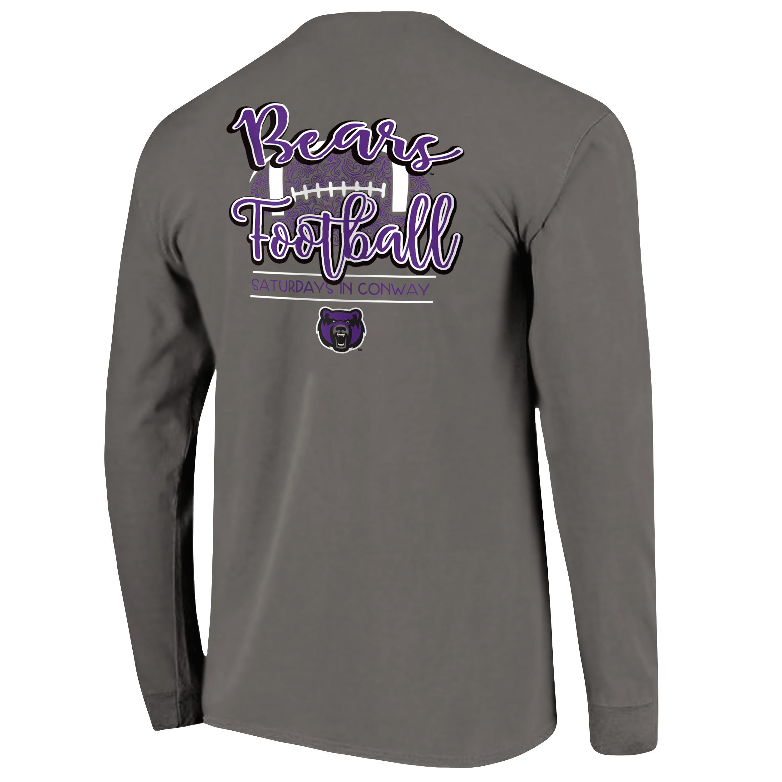Bears Football CC Long Sleeve
