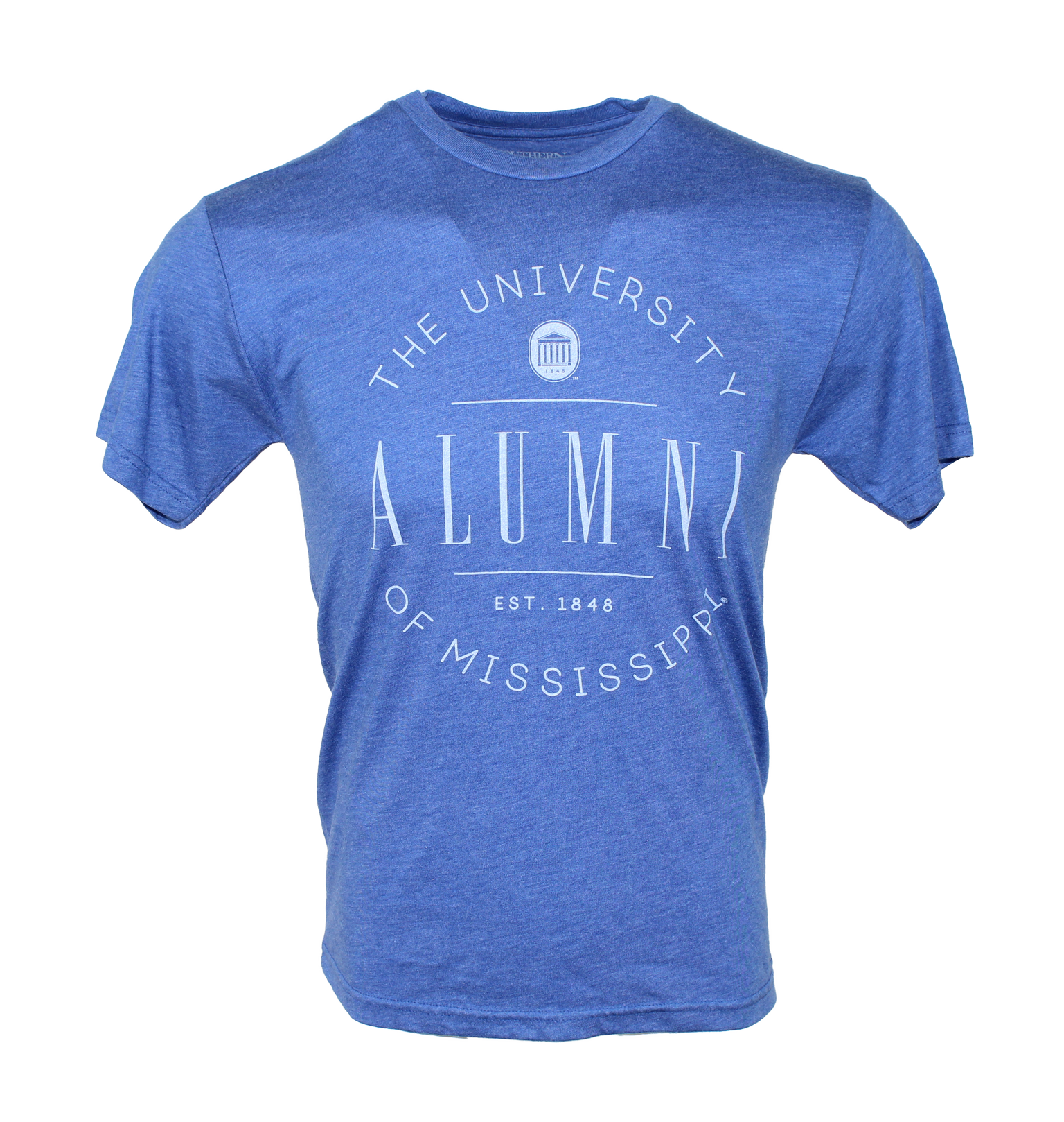 Circle Alumni Vintage Royal Short Sleeve Tee