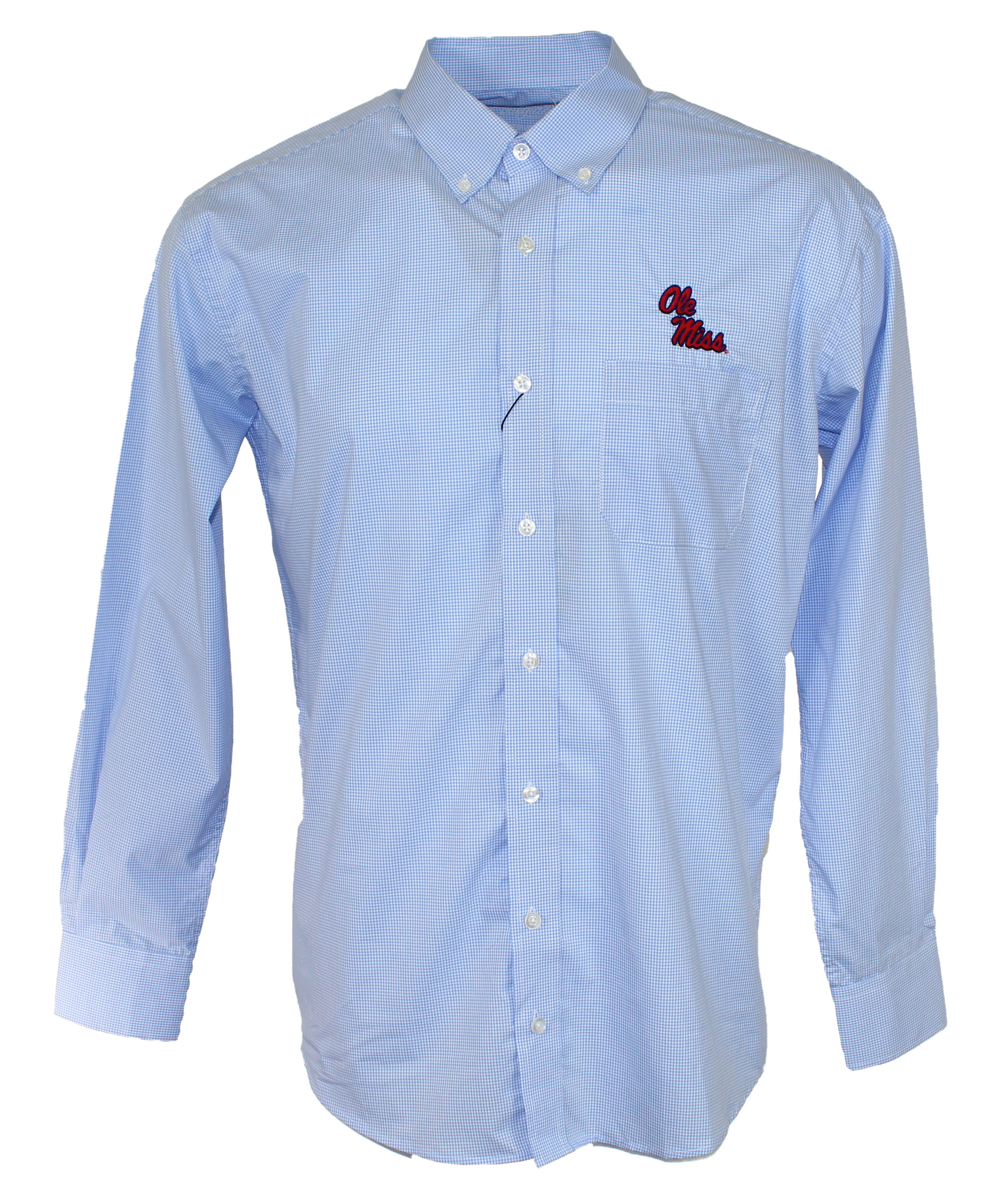 Wrinkle Free Dress Shirt Light Blue