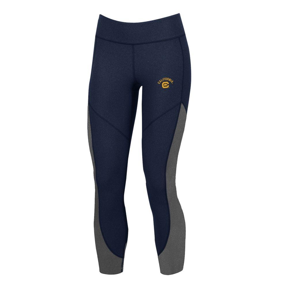 Cal Bears F18 Under Armour Women's SMU Balance Crop Pant