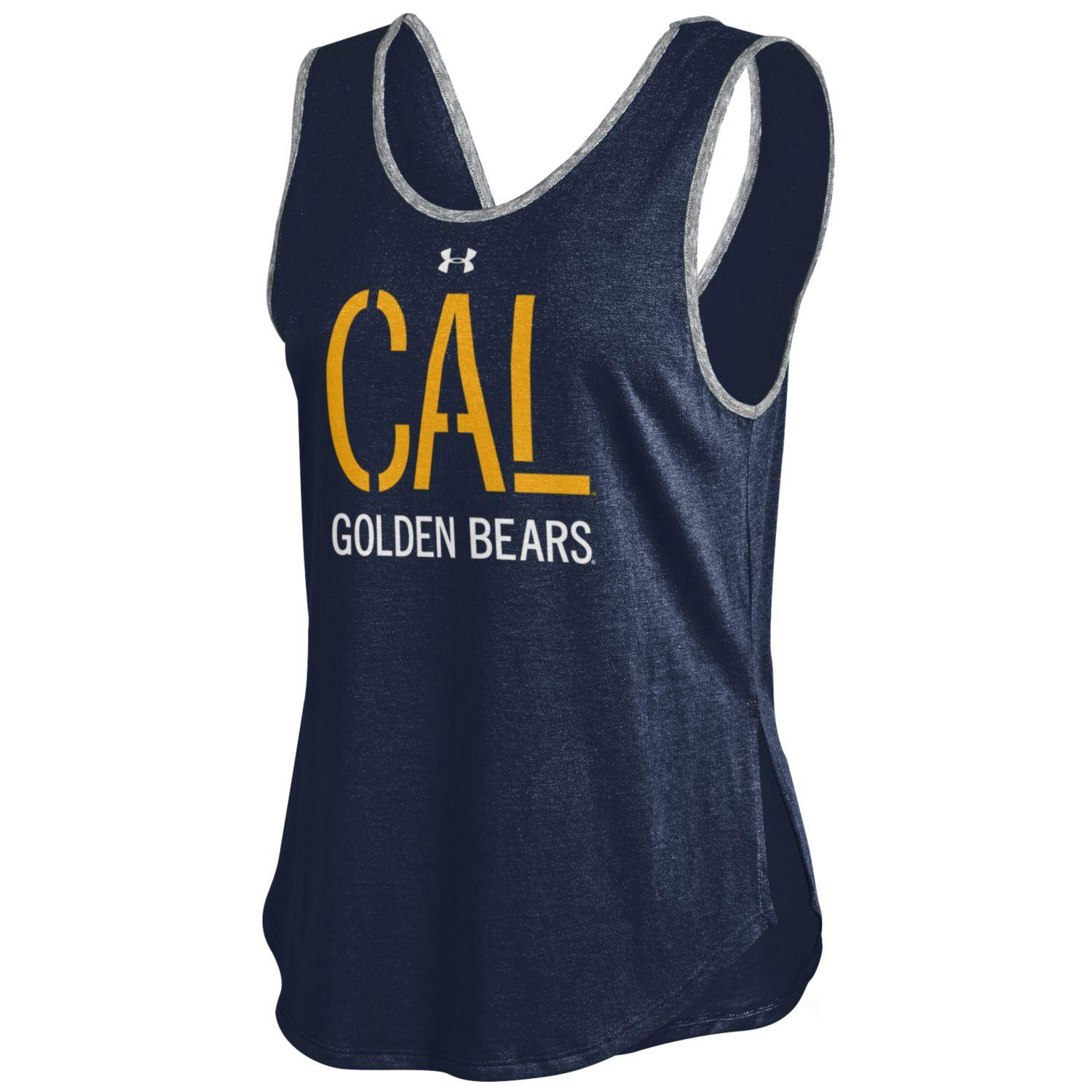 University of California Berkeley Under Armour Women's 60-40 Tank