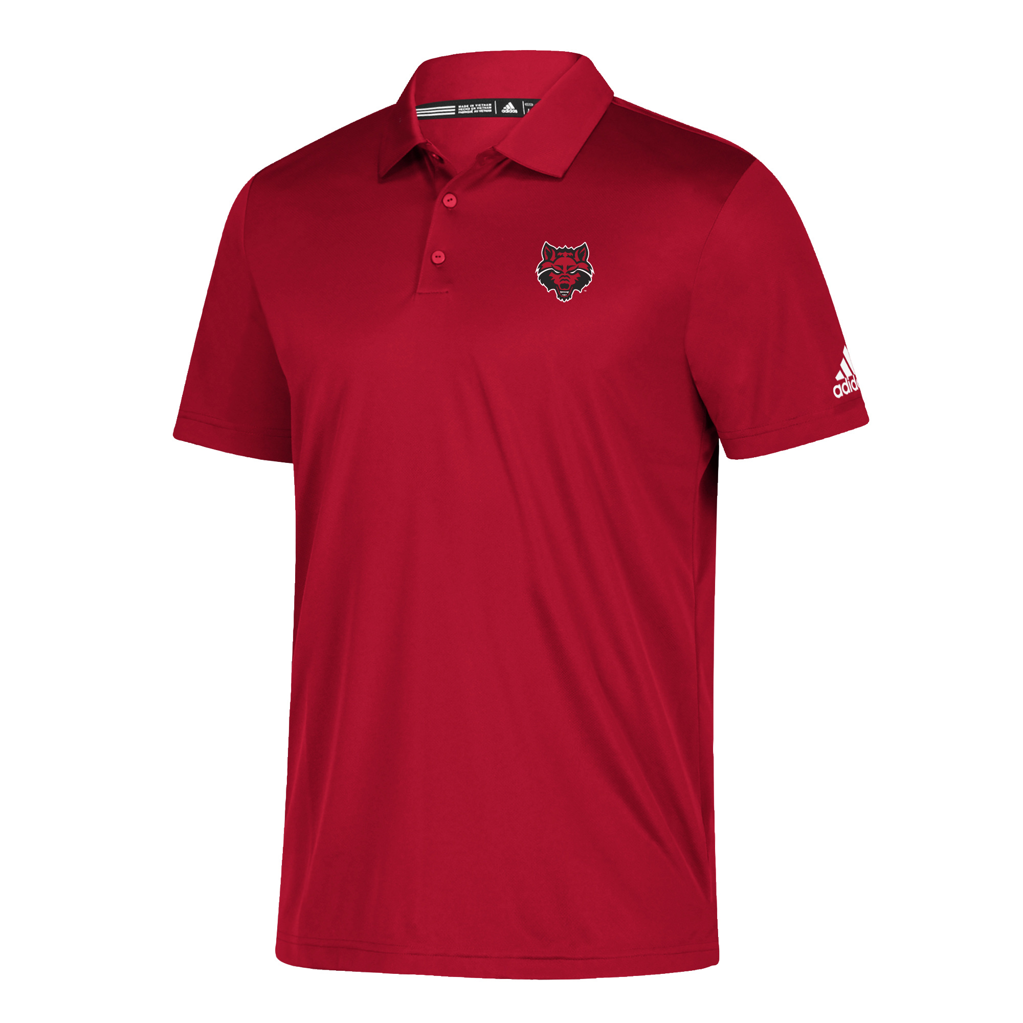 Red Wolves Grind Polo