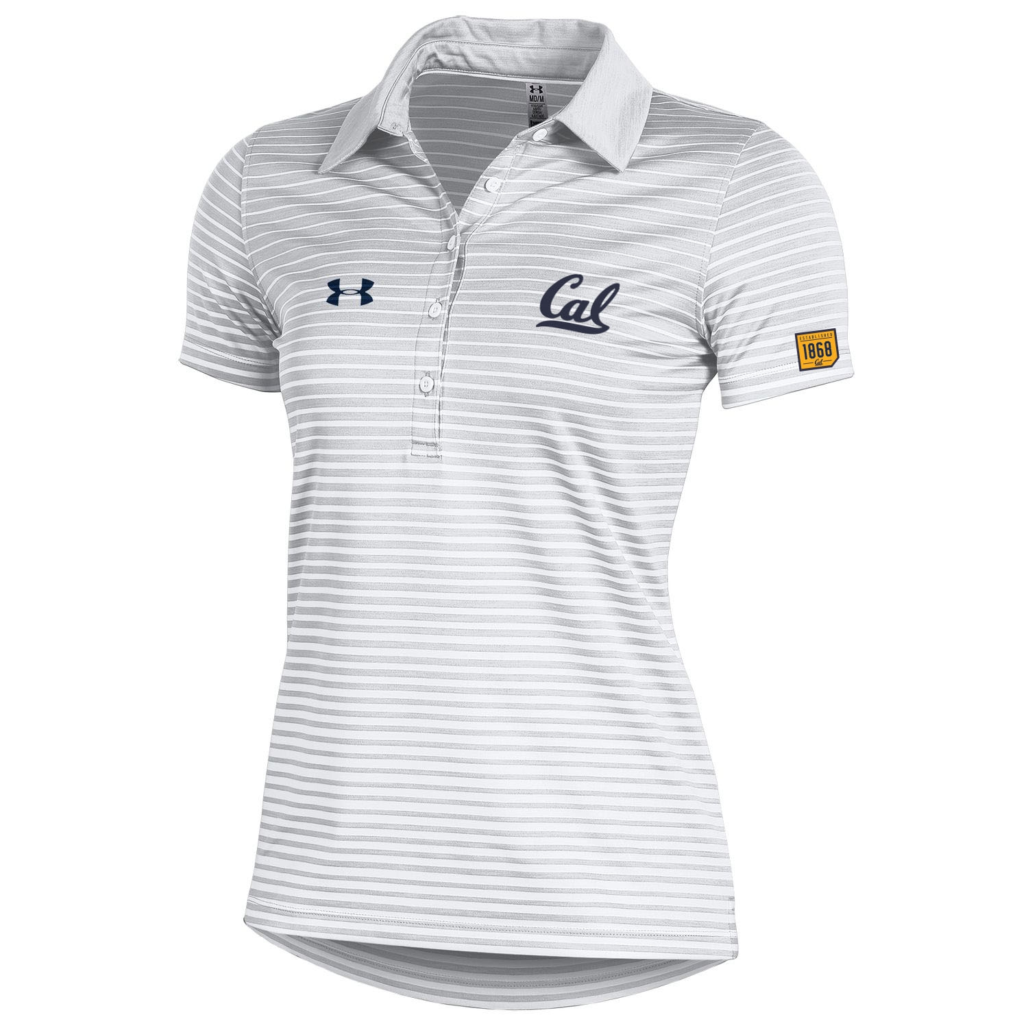 University of California Berkeley Under Armour Women's Trajectory Polo