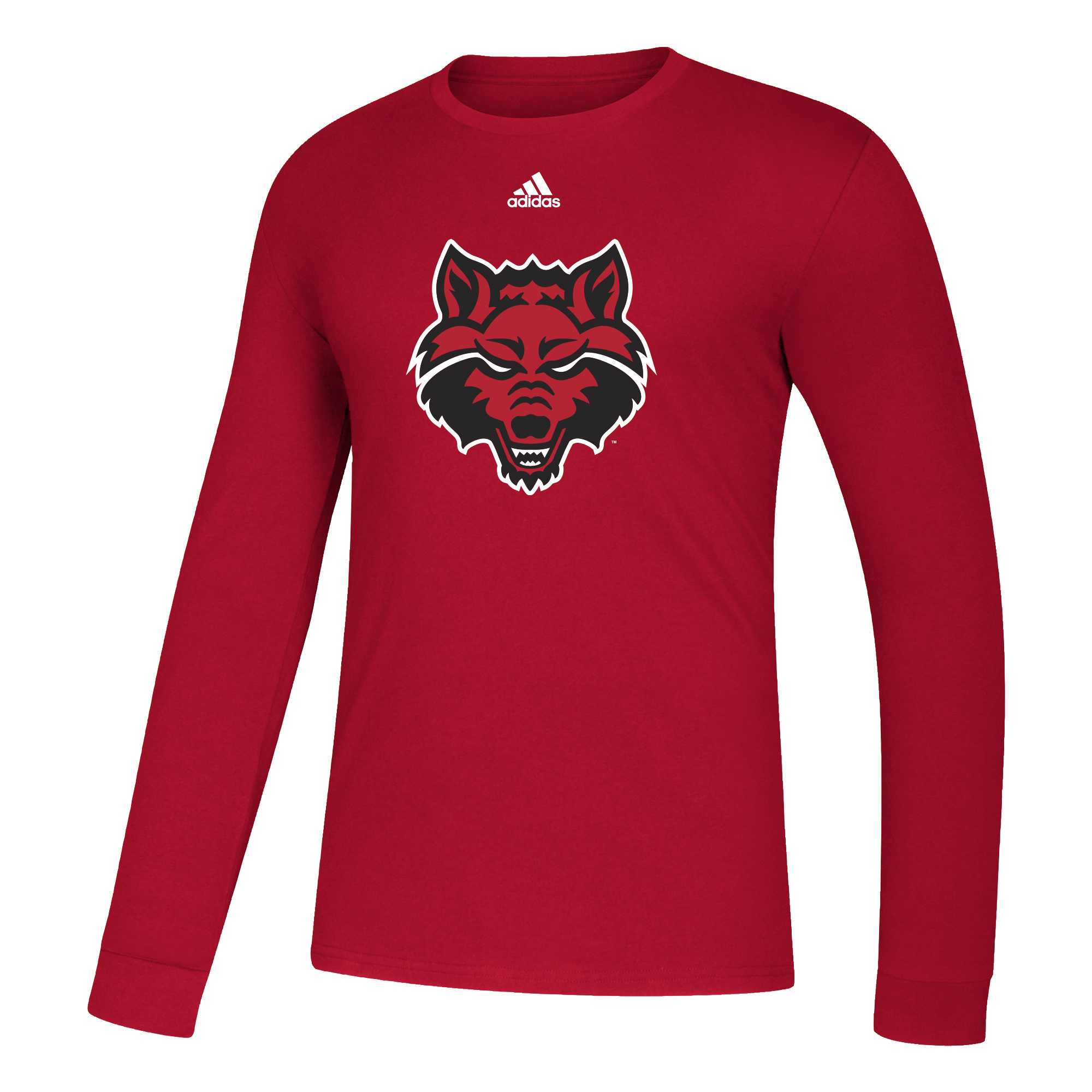 Red Wolves Amplifier LS Tee