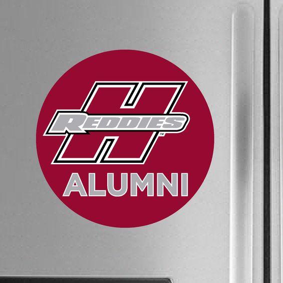 Henderson Reddies Alumni Magnet