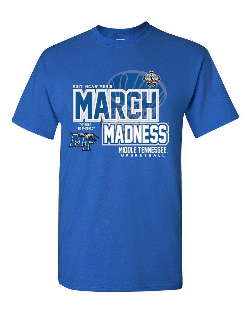 MTSU March Madness 2017 Youth Tshirt