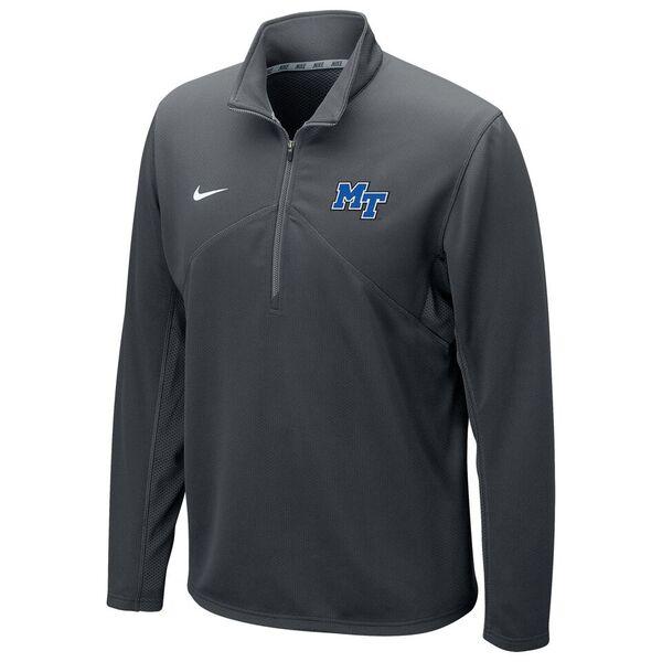 MT Logo Dri Fit Training 1/4 Zip Pullover