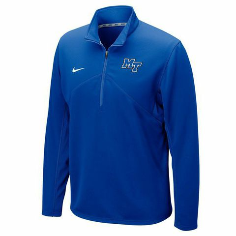 MT Logo Dri Fit Training 1/4 Zip Pullover