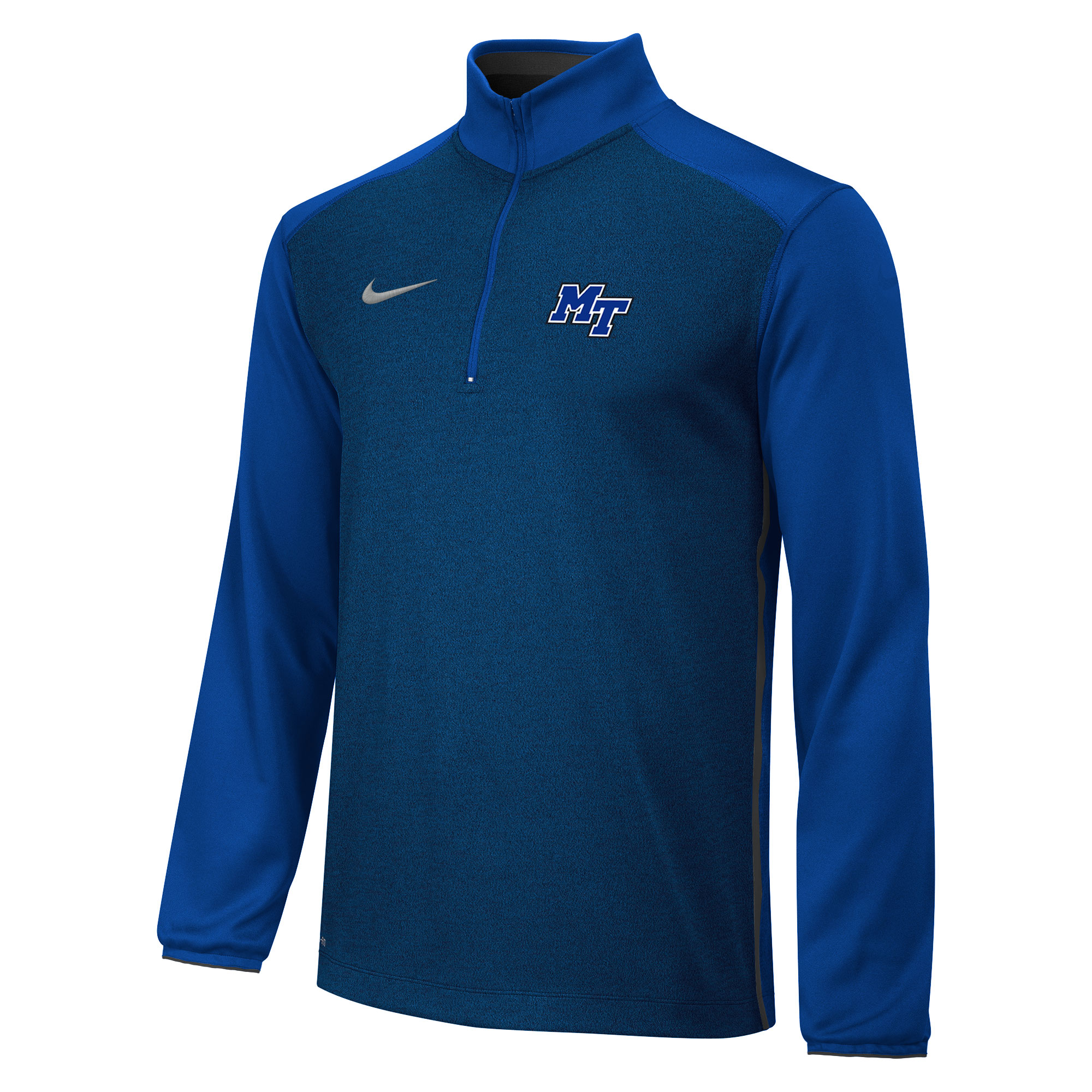 MT Logo Coaches 1/2 Zip Pullover