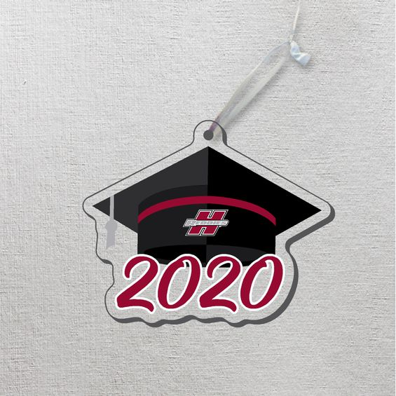Henderson Reddies Graduation 2020 Ornament