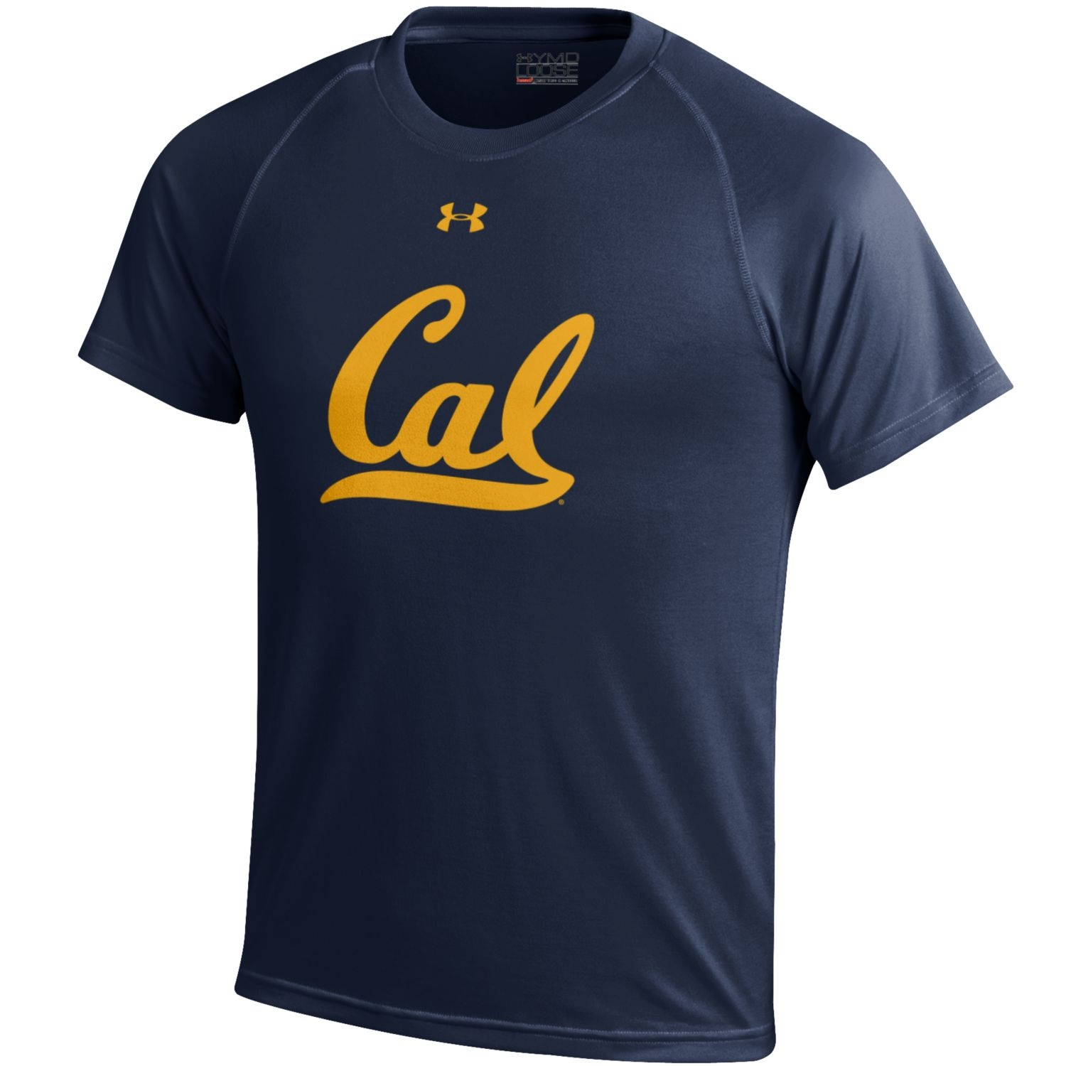 University of California Berkeley Under Armour Youth Nu Tech Tee C Bear
