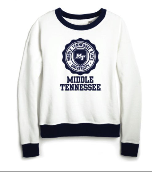 Middle Tennessee Chelsea Camp Women's Sweatshirt