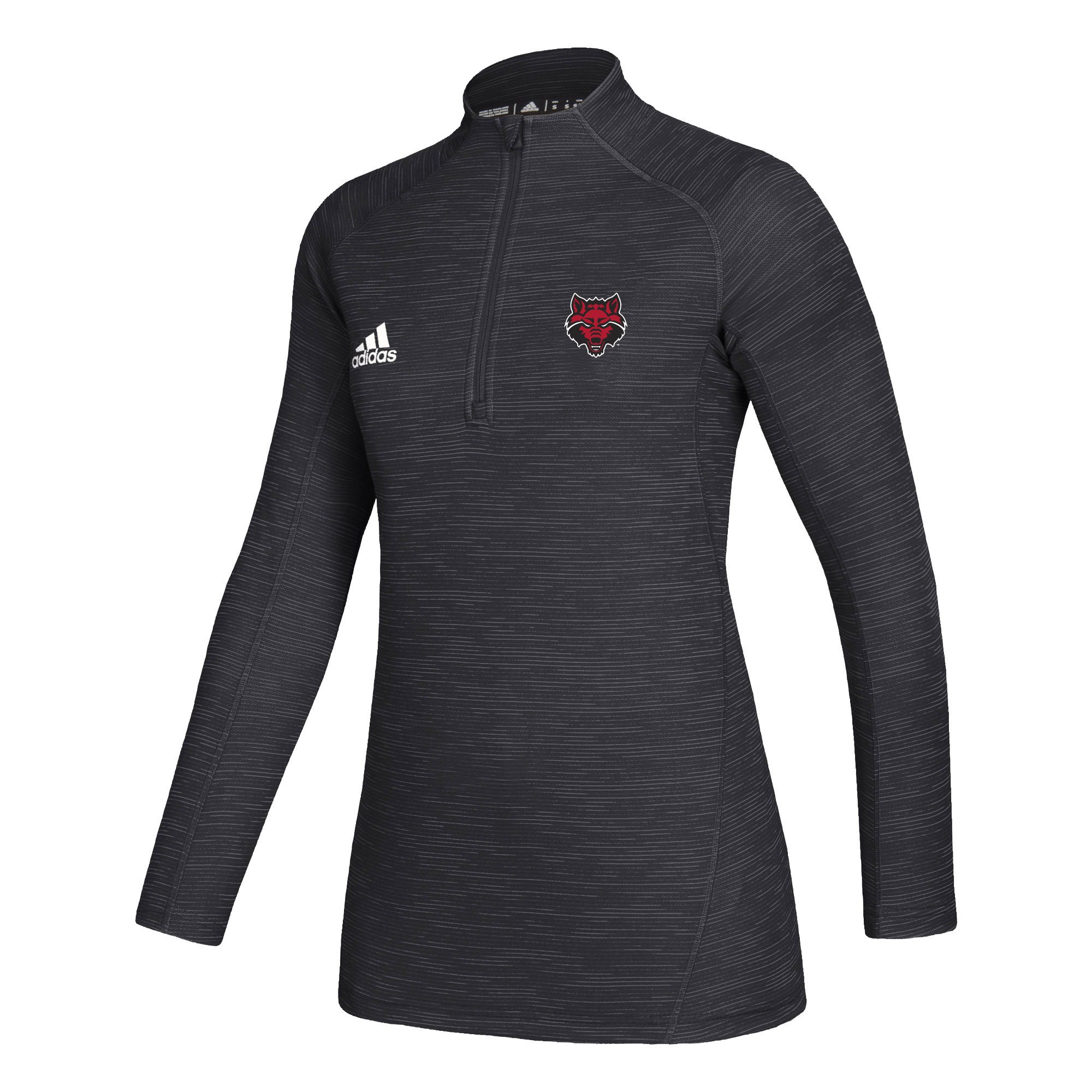 Red Wolves Game Mode Performance 1/4 Zip Pull Over