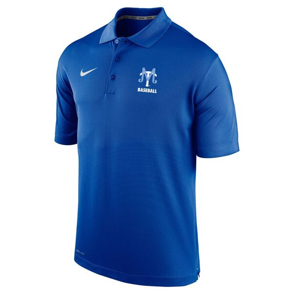 MT Baseball Logo Varsity Polo