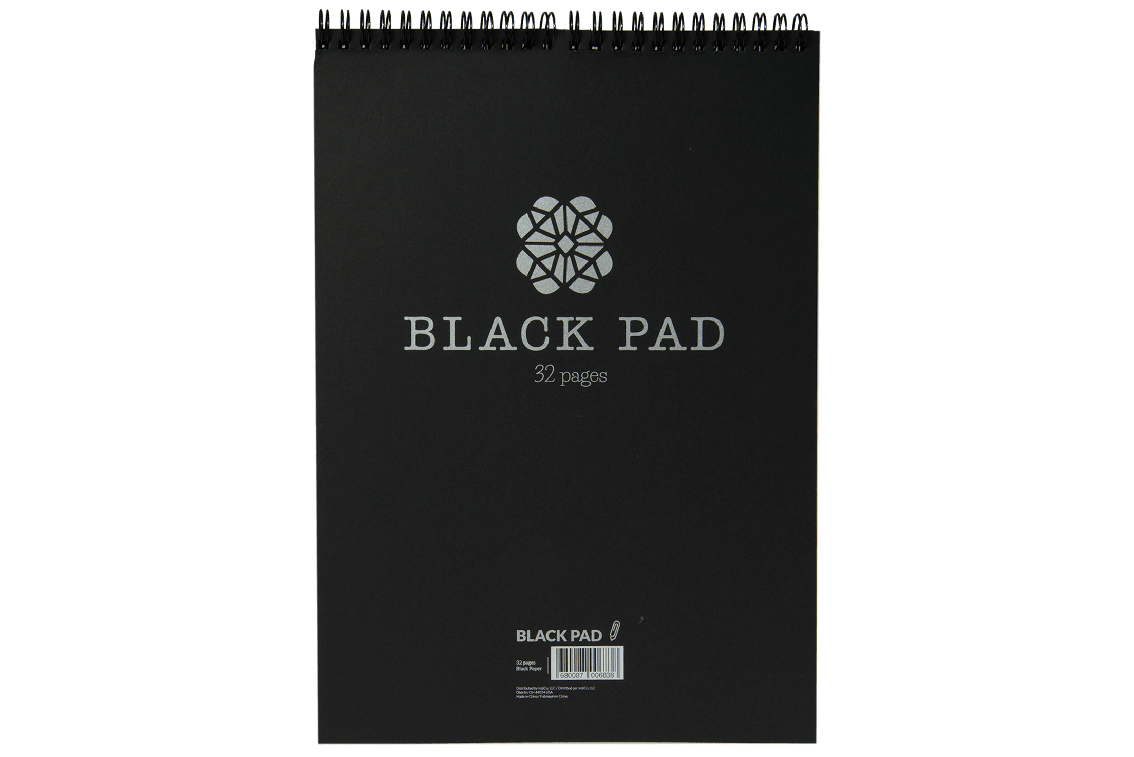 Black Pad 8.27in x 11.7in