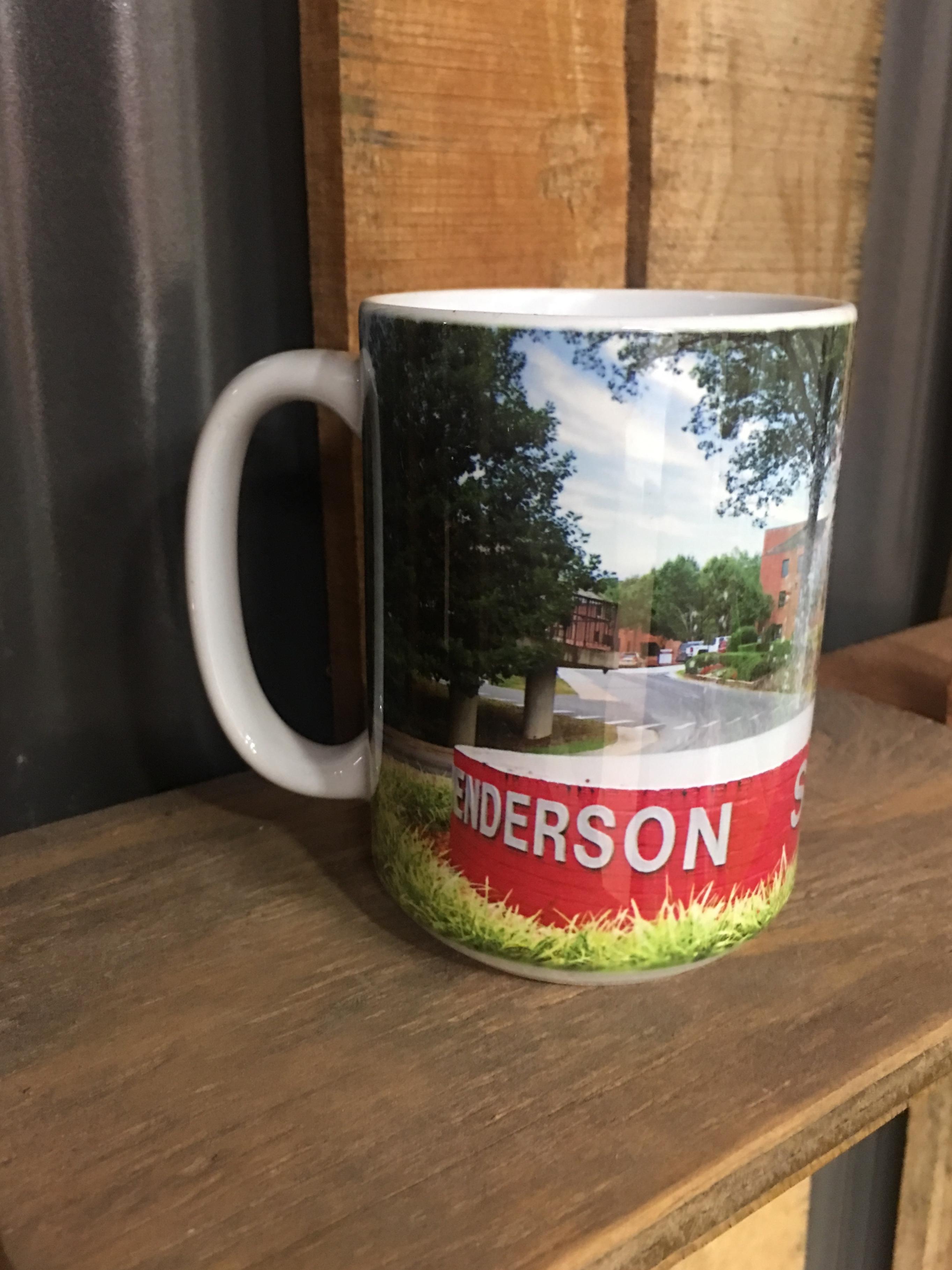 Henderson State University Ceramic Mug