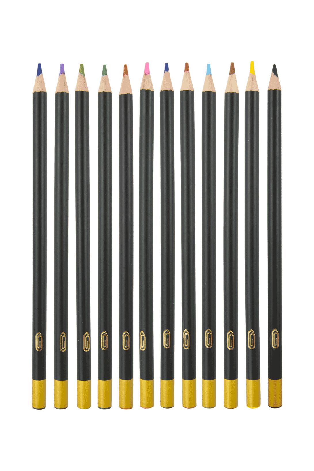 Watercolor Pencils 12pk