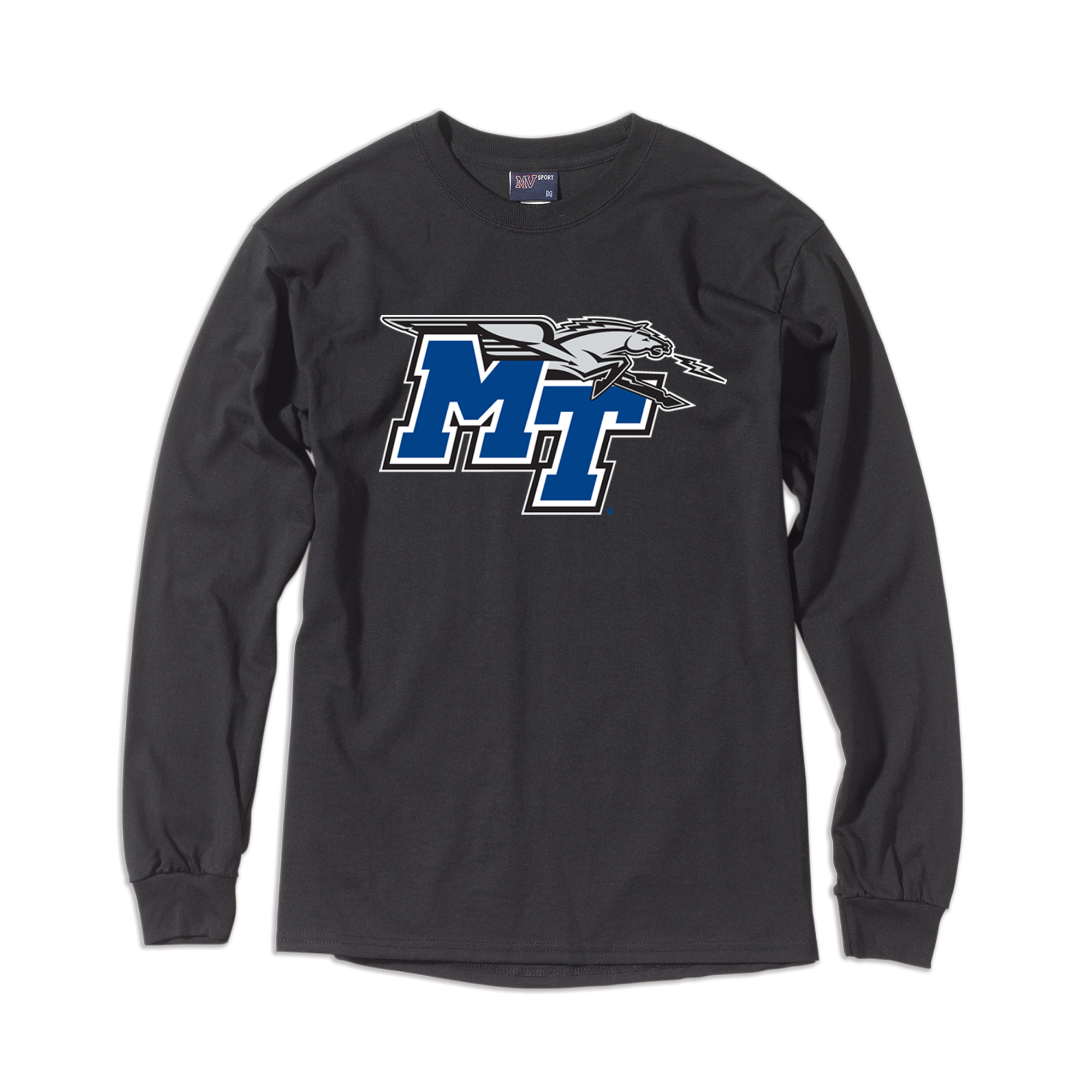 MT Logo w/ Lightning Long Sleeve Shirt