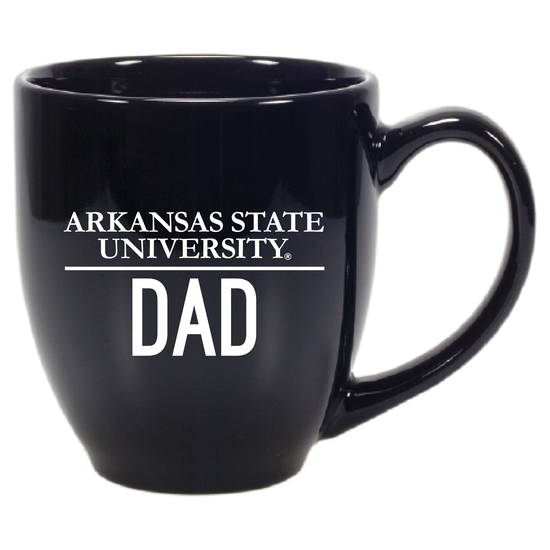 Arkansas State Dad 16oz Coffee Mug