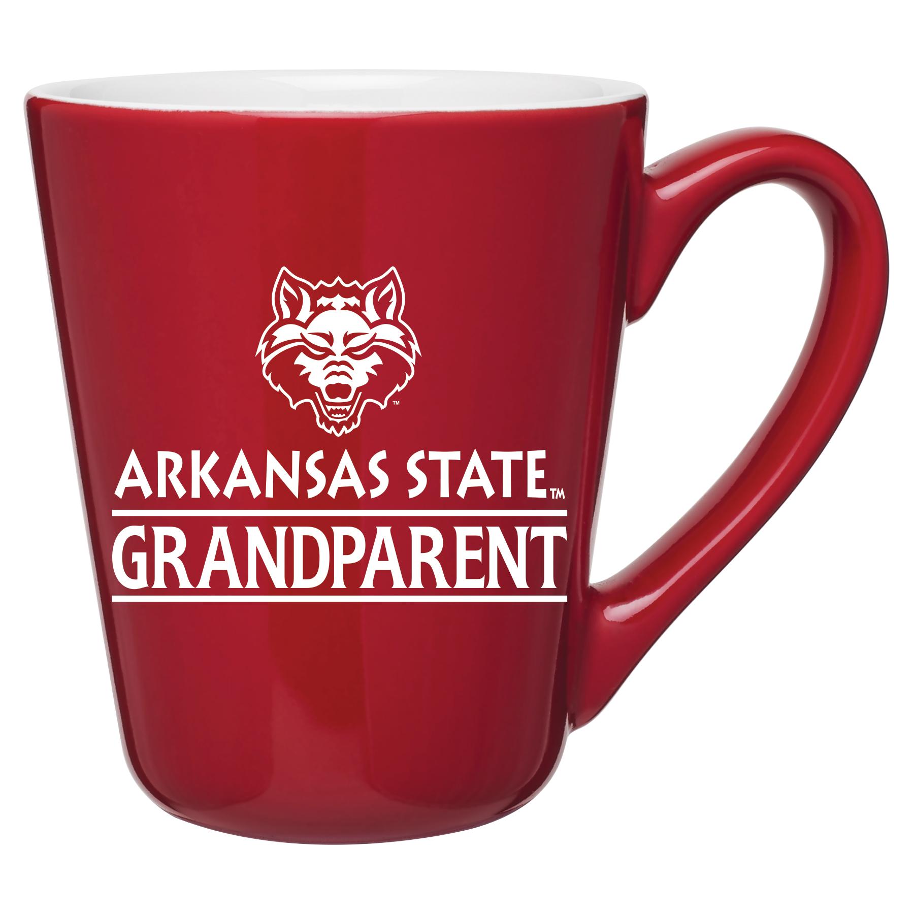 Arkansas State Grandparent 16oz Coffee Mug
