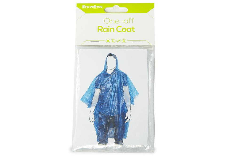 Clear Rain Poncho