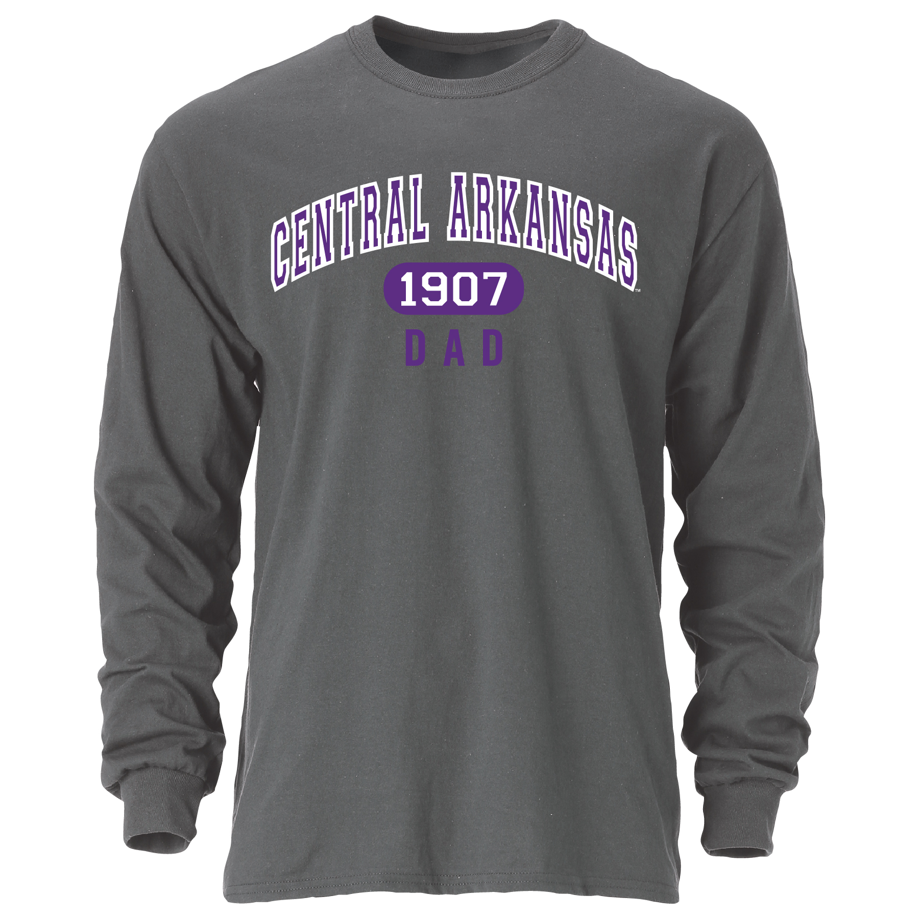 Central Arkansas Dad LS Tee