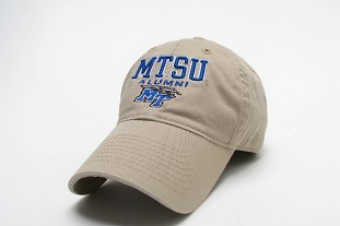 MTSU Alumni Relaxed Twill Hat