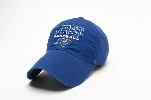 MTSU Baseball Relaxed Twill Hat