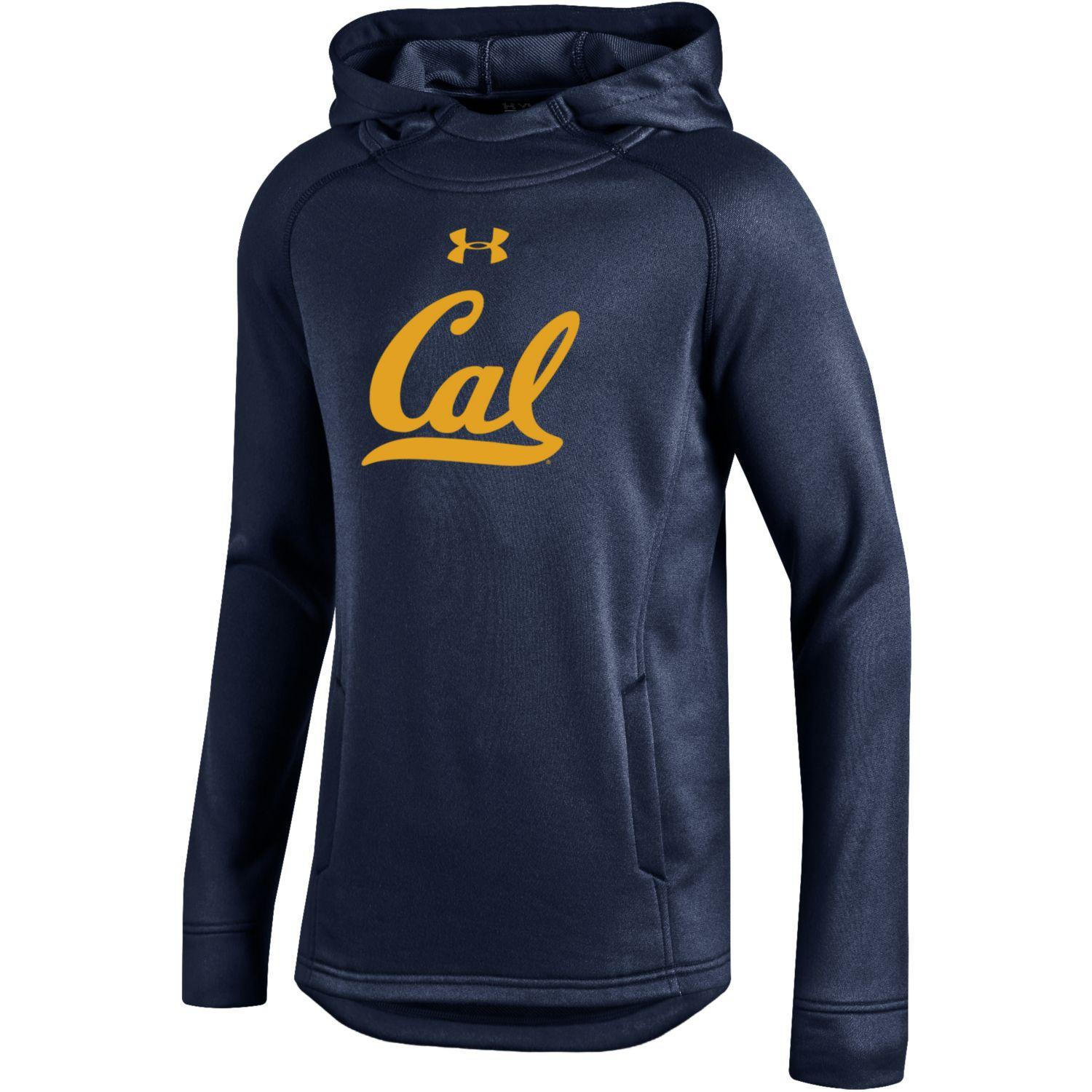 University of California Berkeley Under Armour Boys French Terry Hood