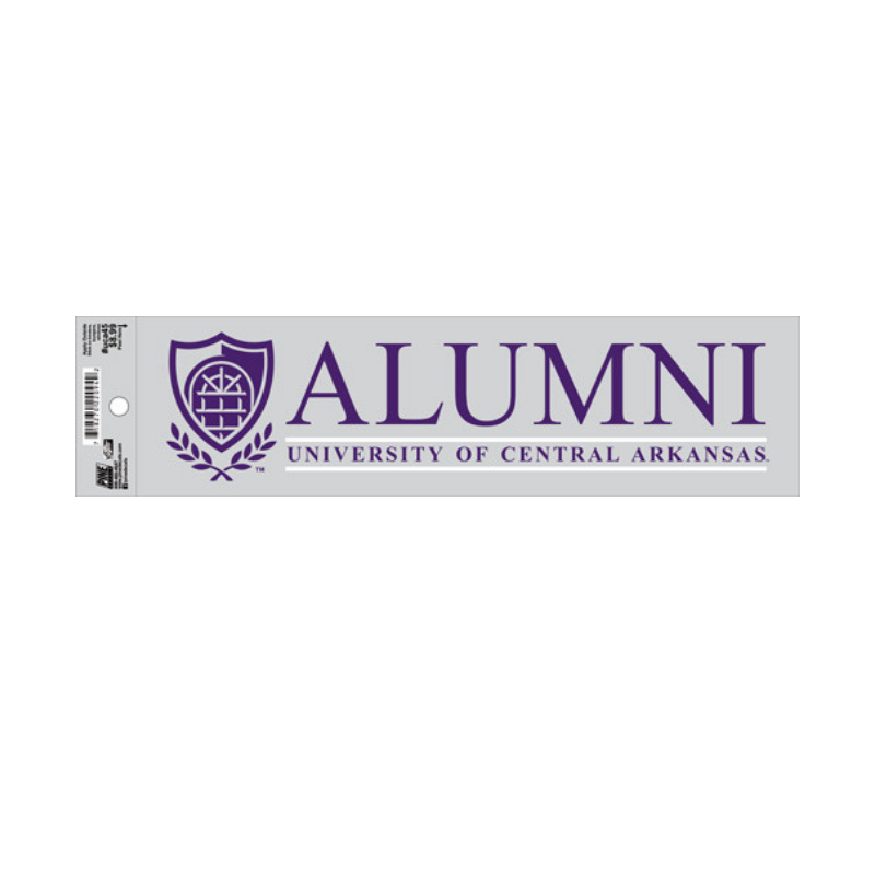 "3""x11"" UCA Alumni Decal"