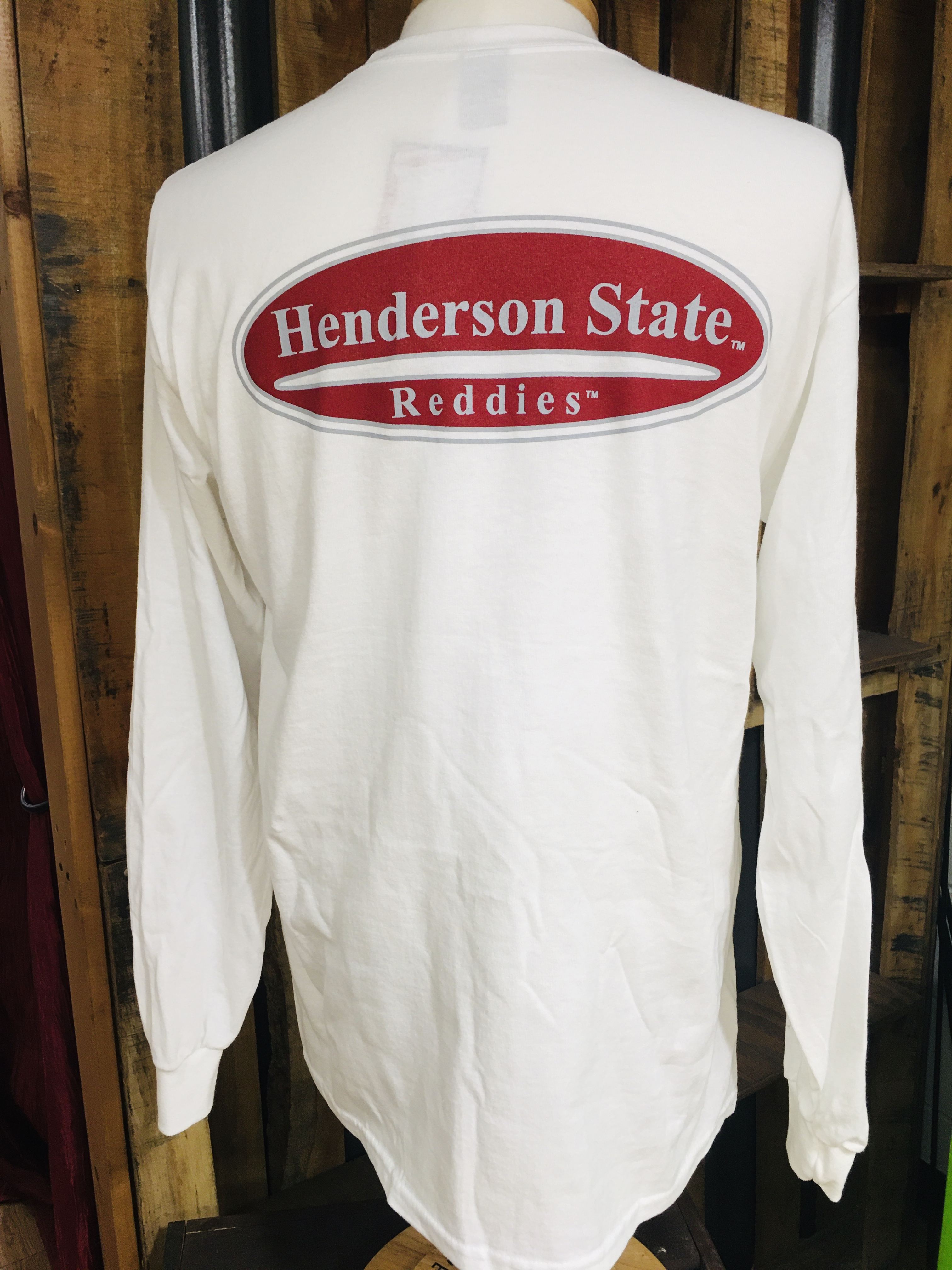 Henderson State Reddies Long Sleeve T-Shirt