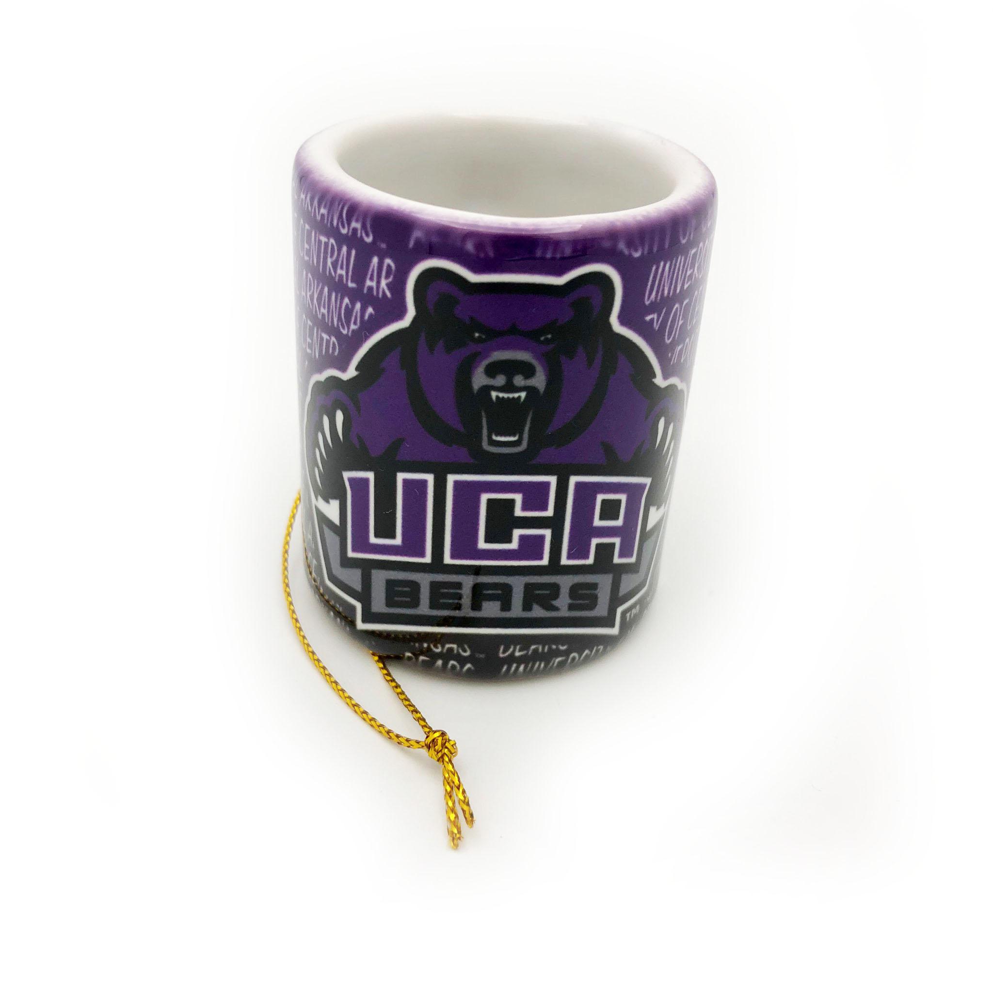 Impact Mug Ornament
