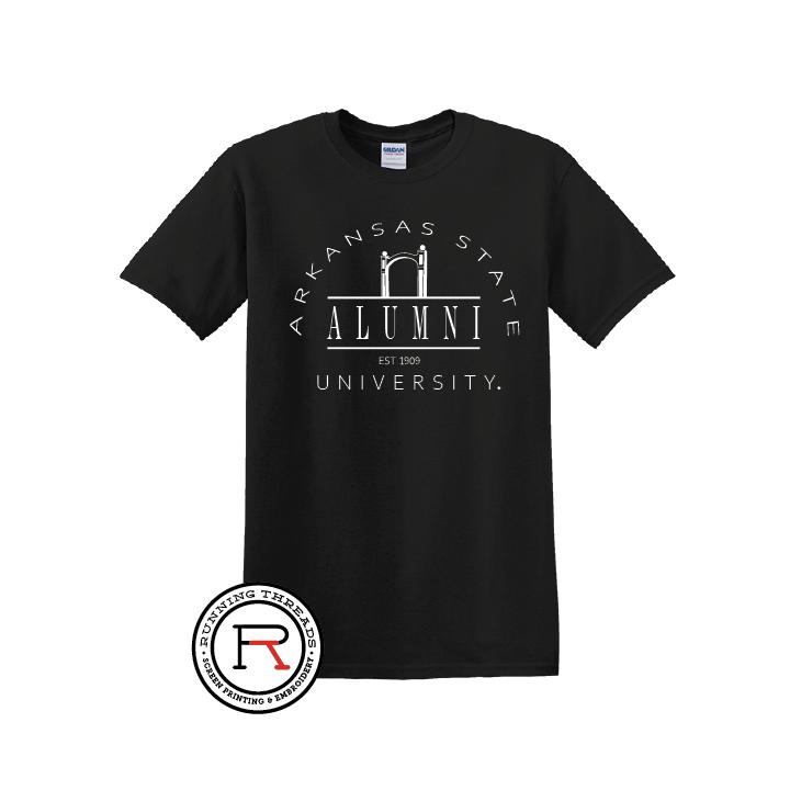 Arkansas State Alumni Cotton T Shirt