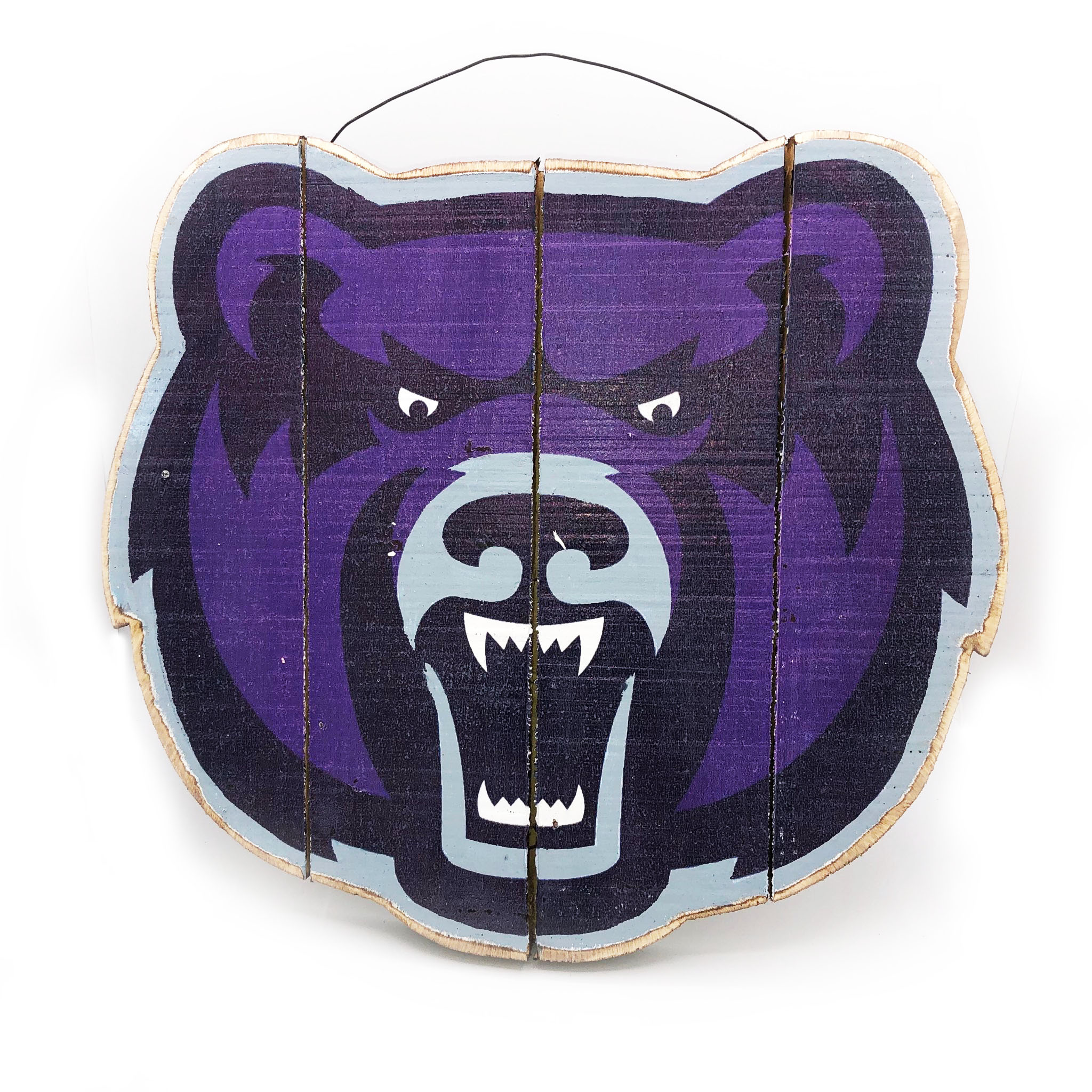 Bearhead Wall Sign