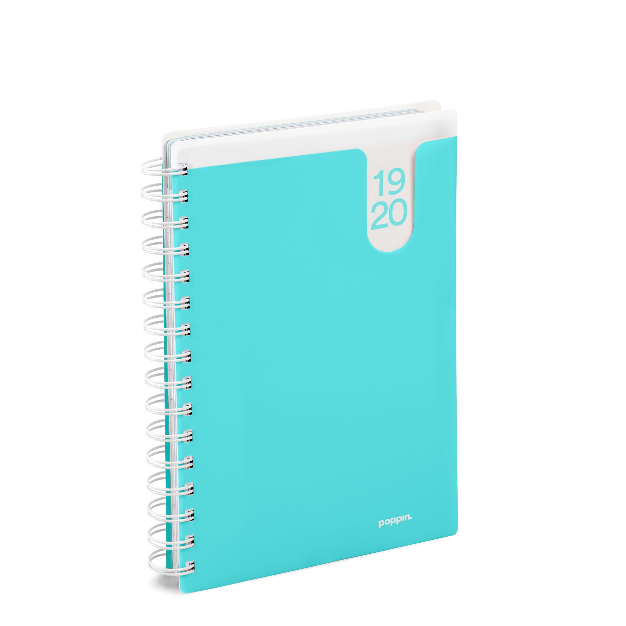 Medium 18-Month Pocket Book Planner 2019-2020