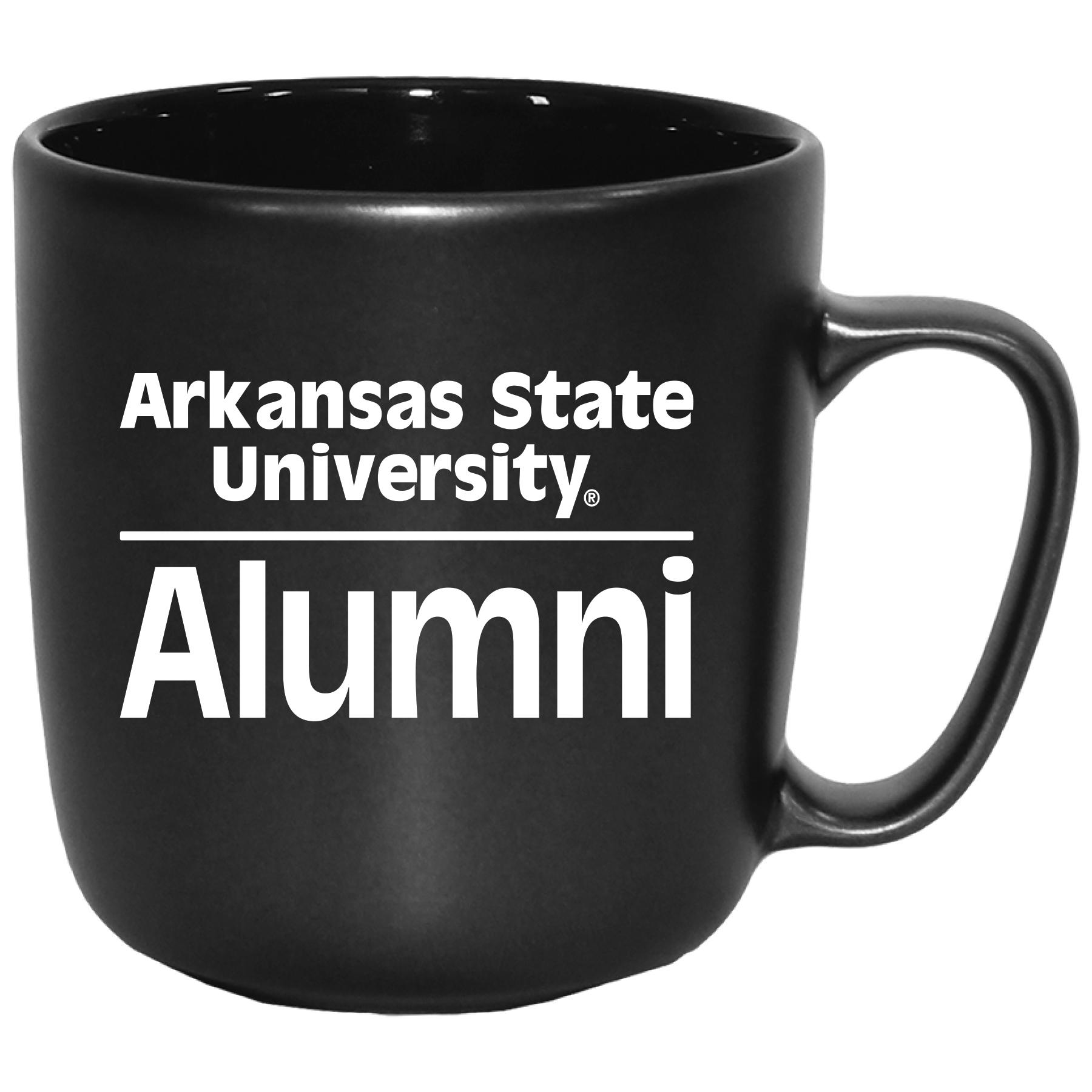 Arkansas State Alumni 18oz Coffee Mug