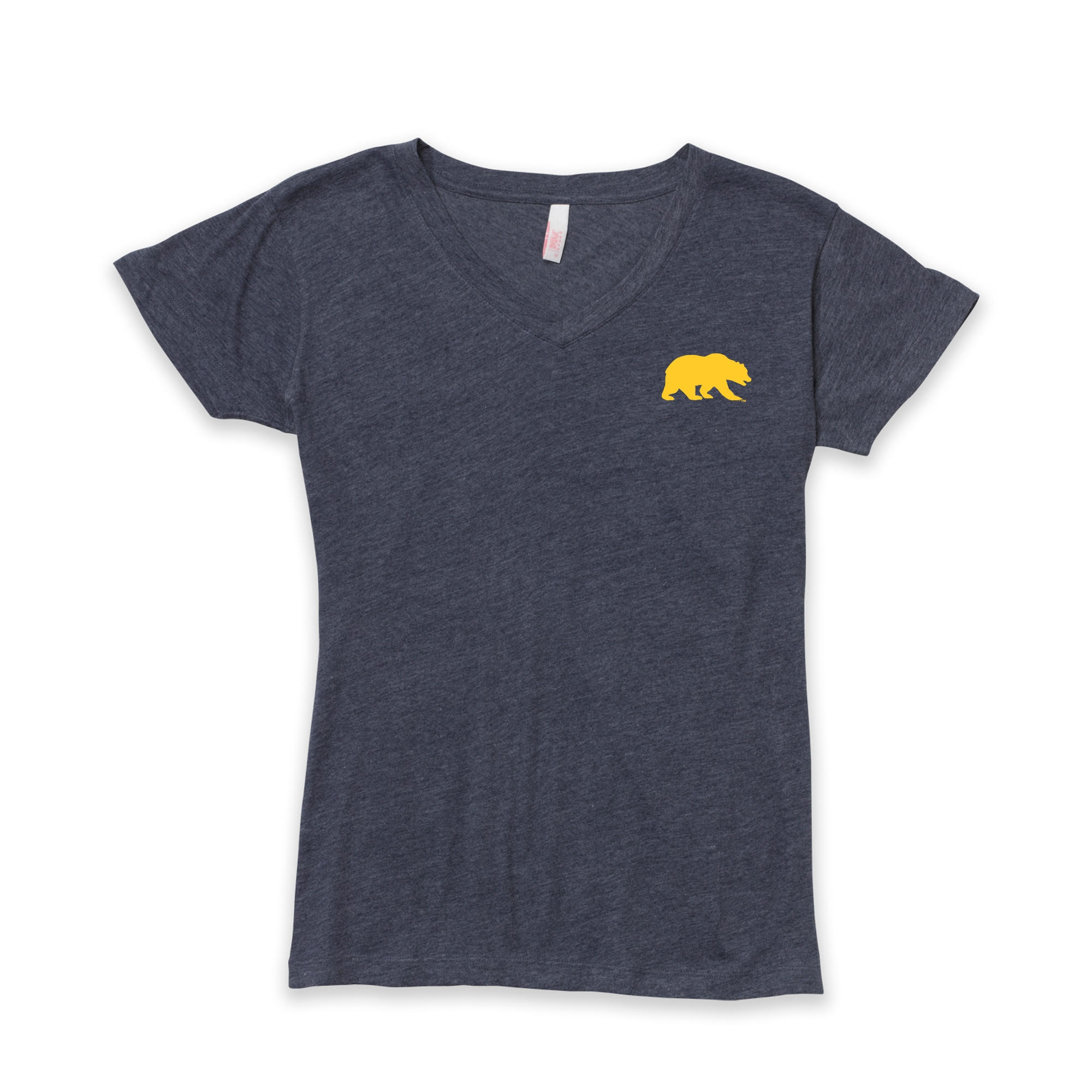 University of California Berkeley Women's Vivianne Vneck Tee Bear Logo