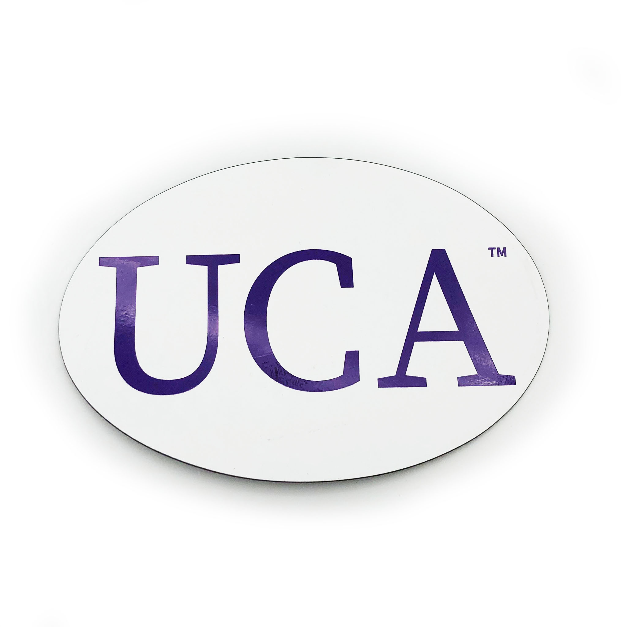 UCA Oval Car Magnet