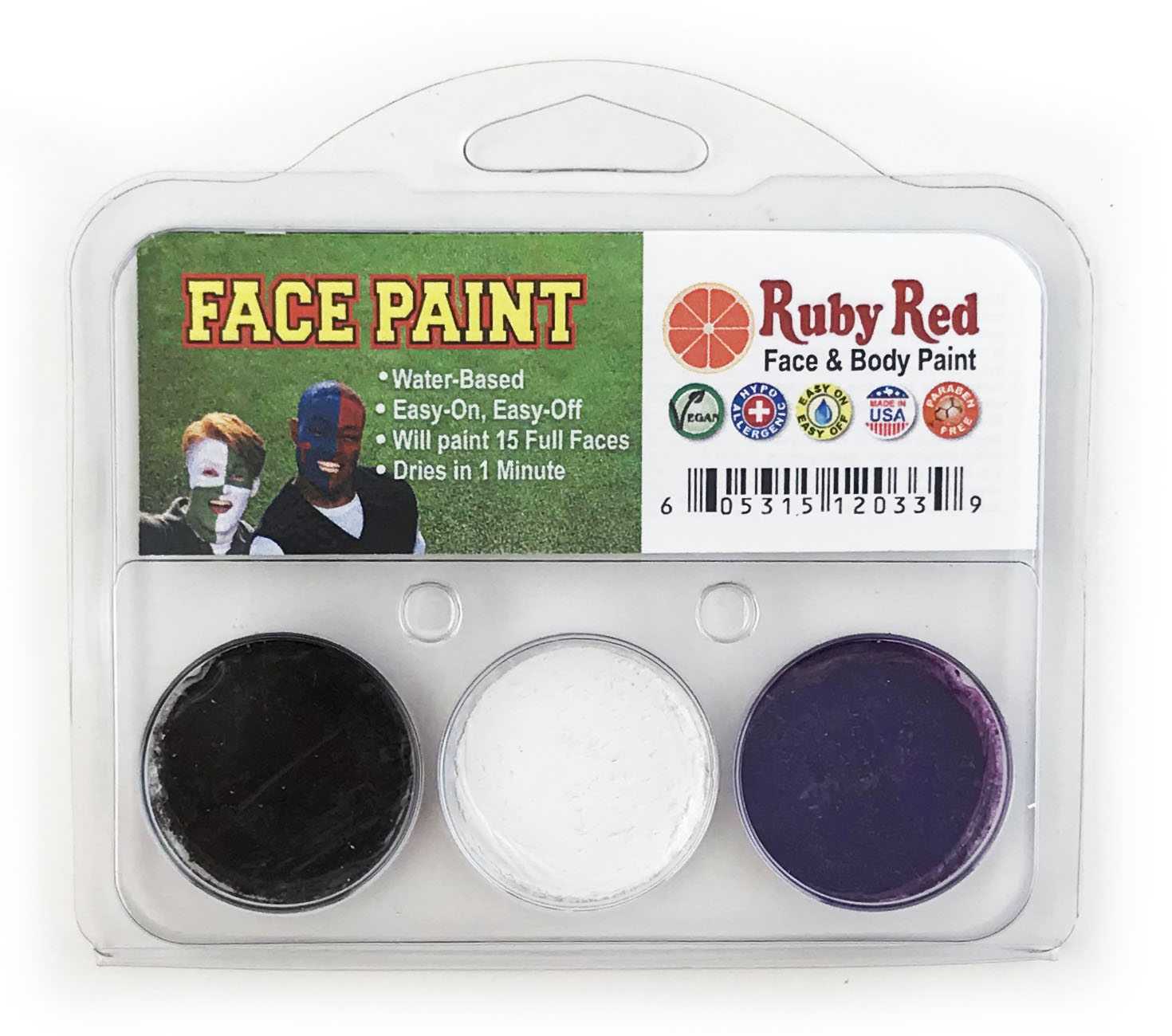 UCA Face Paint