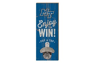 Enjoy the Win MT Wall Mount Bottle Opener
